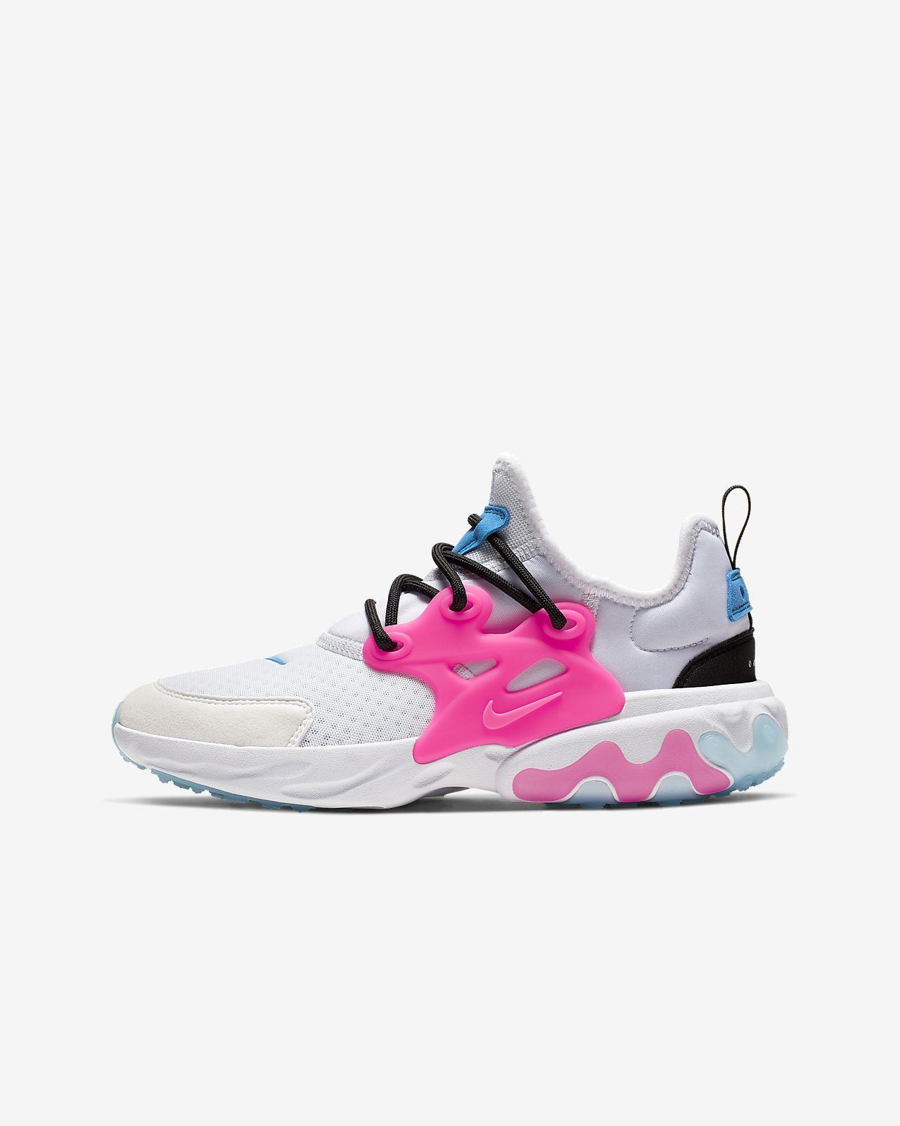 Nike React Presto (GS) 大童运动童鞋