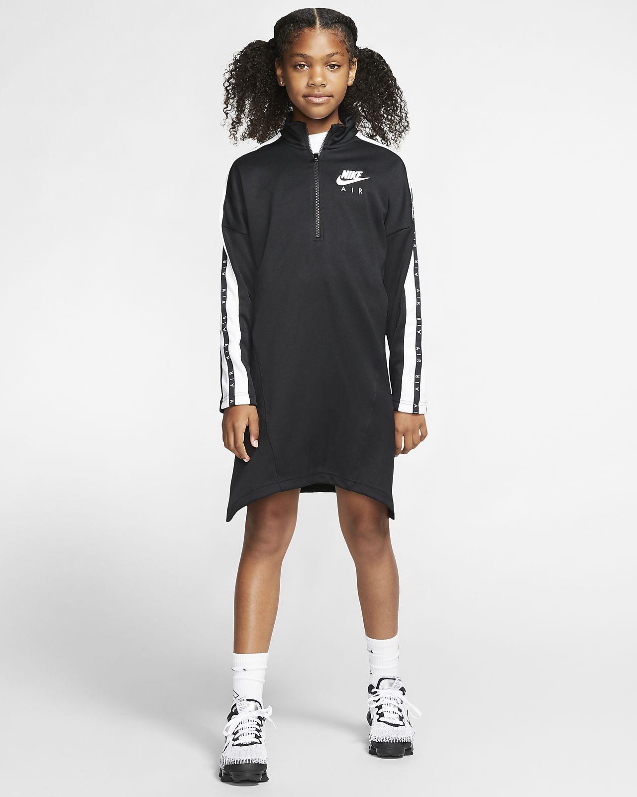 Nike Air-kjole til store børn (piger)