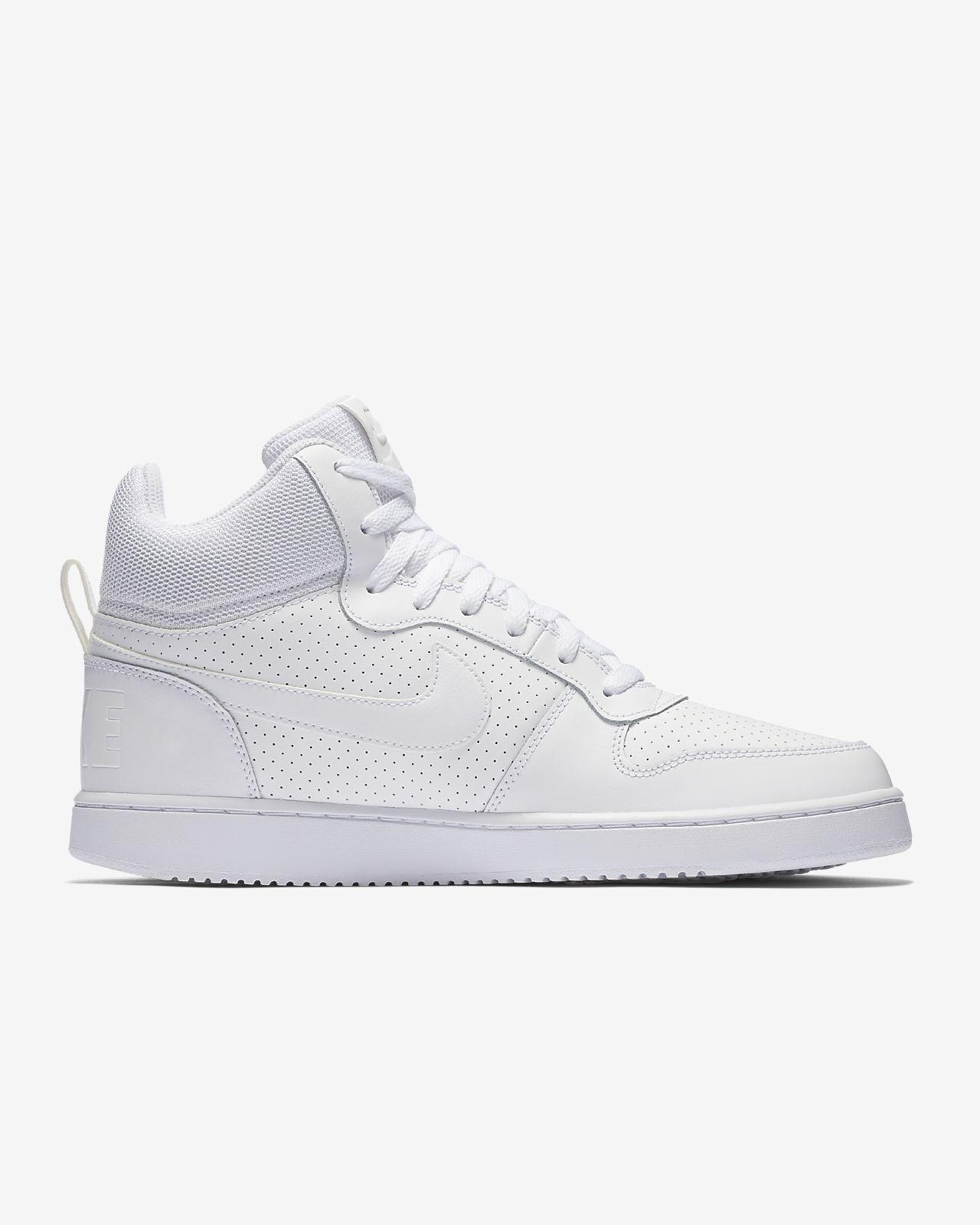 nike court borough mid 44 buty męskie force nowość