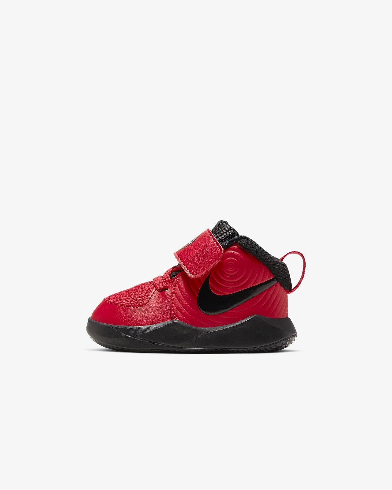 Nike Team Hustle D 9 Baby/Toddler Shoe