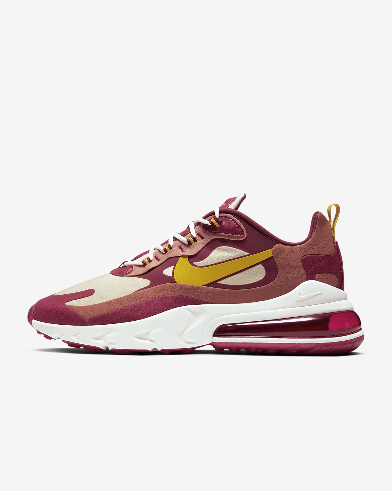 air max 270 react bleu rouge jaune