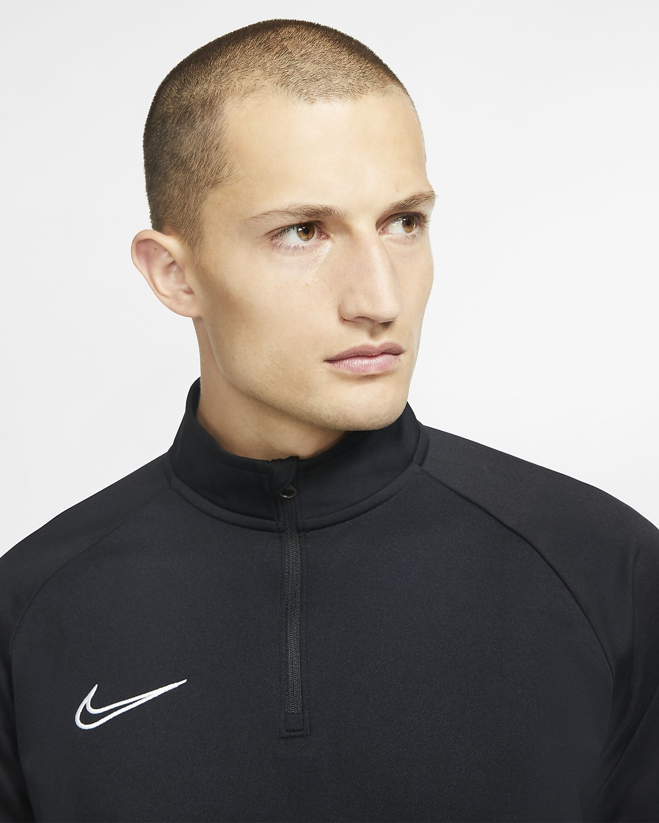 Nike Dri FIT Academy Men's Football Drill Top. Nike NO