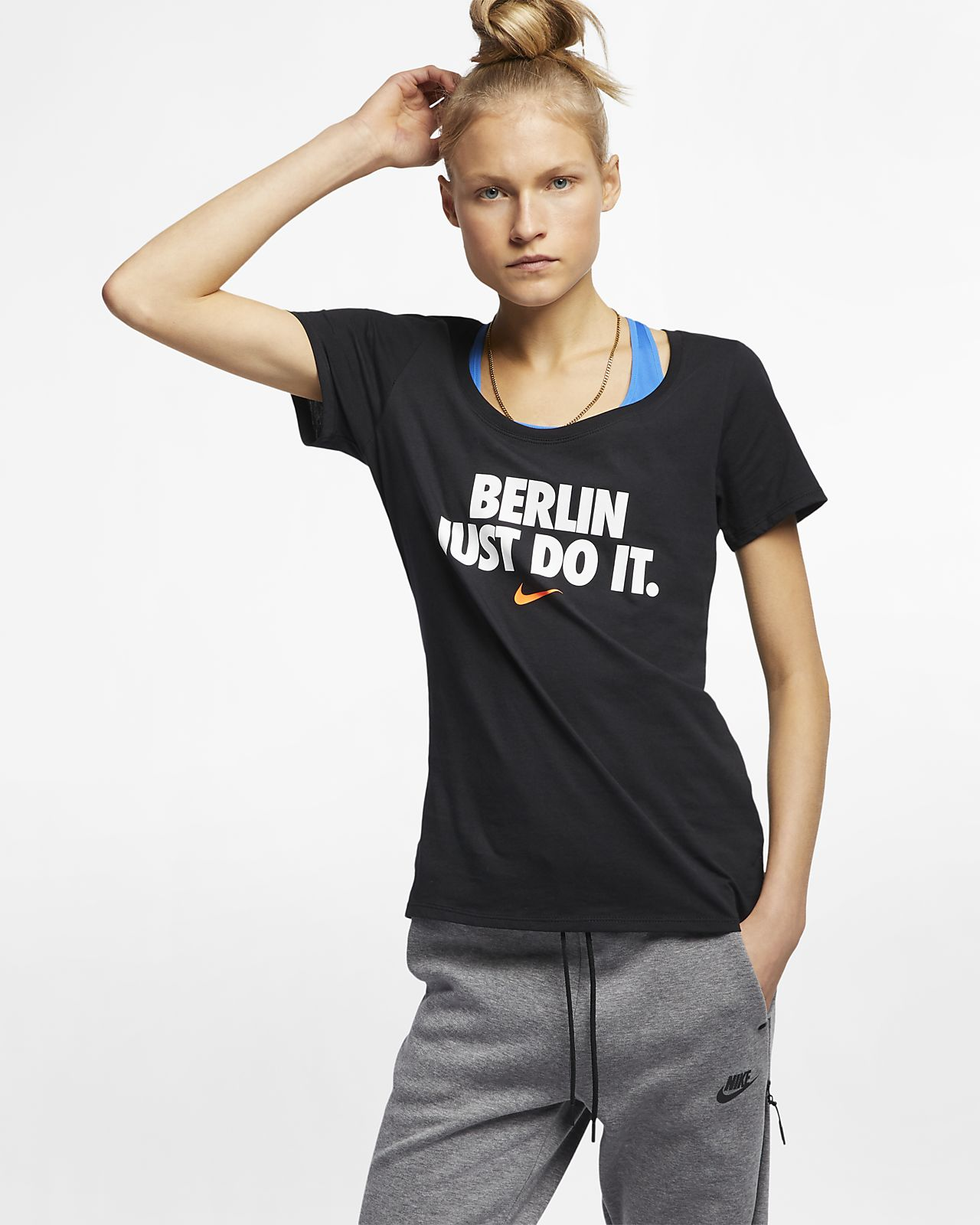Tee-shirt JDI Nike Sportswear pour Femme