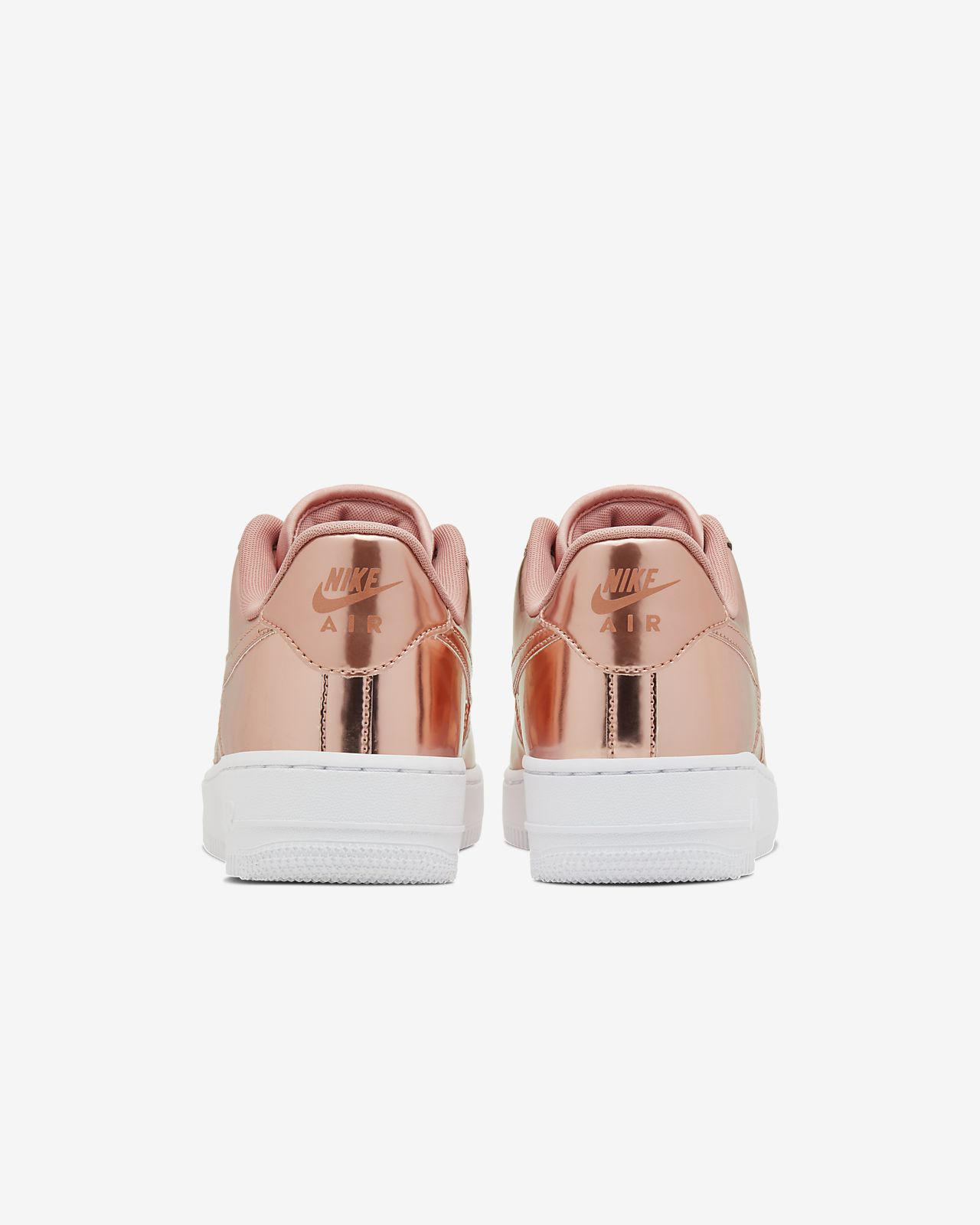 zapatillas sintetico nike mujer rosas y negras