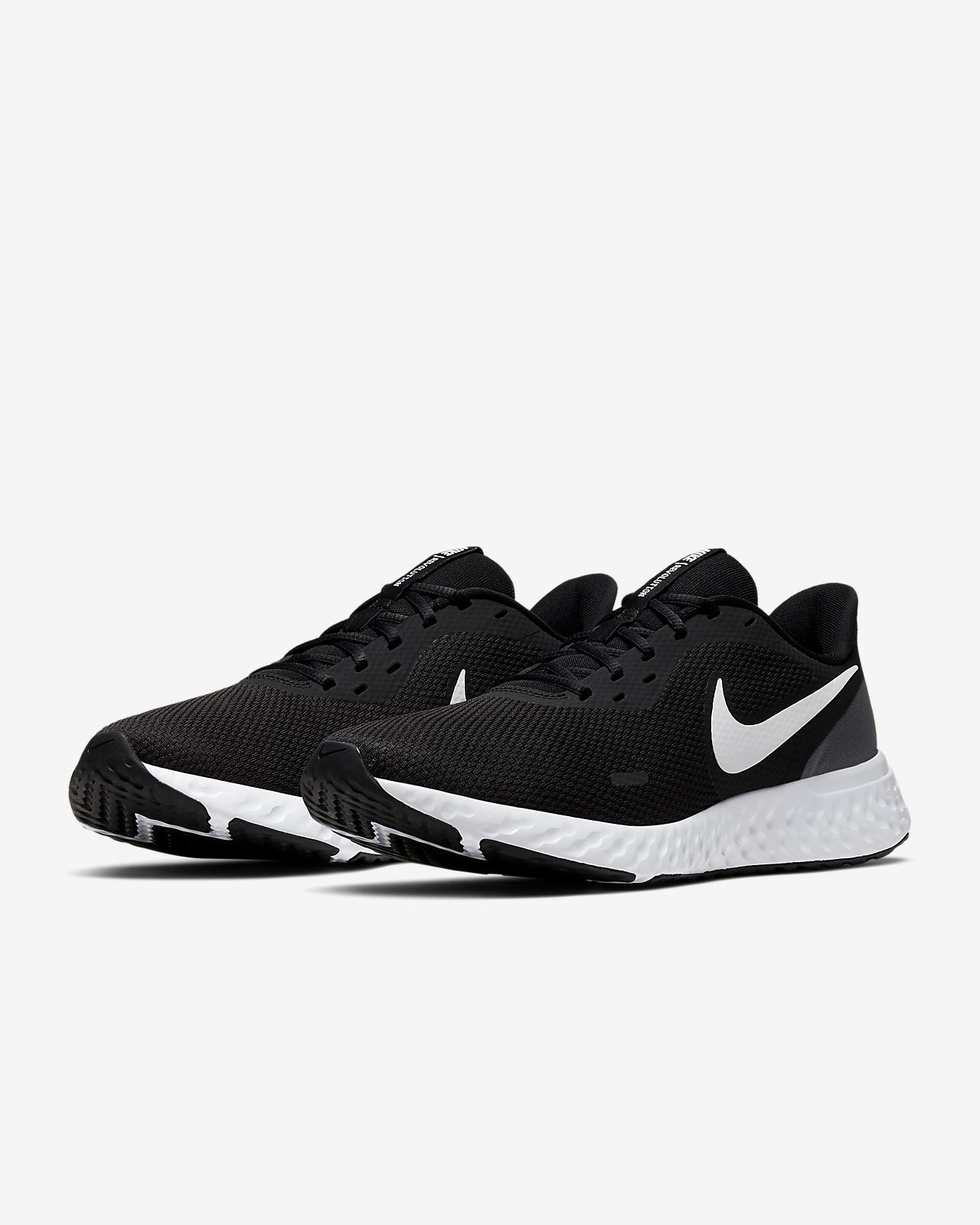 Nike Black Men's Air Max Oketo Lifestyle Shoe for men