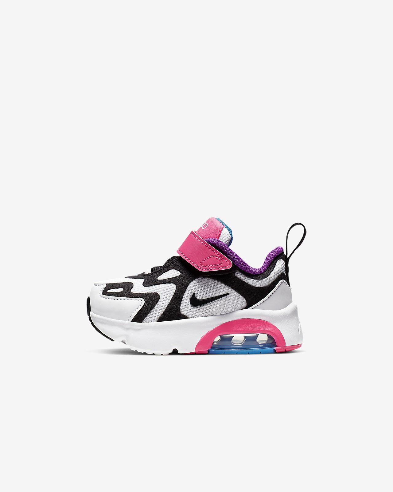 apuntalar Tradicional ignorancia  Nike Air Max 200 Baby and Toddler Shoe. Nike GB