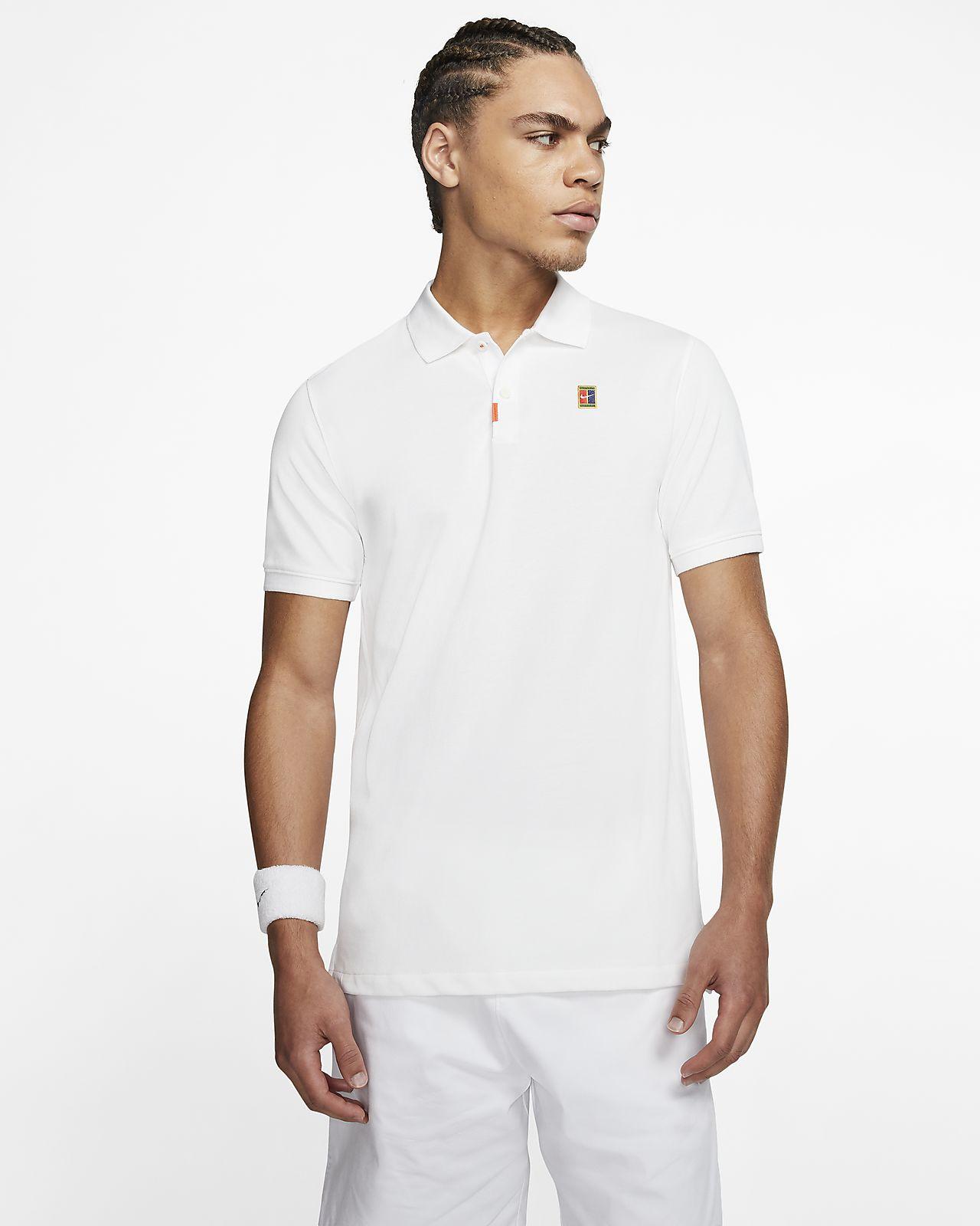 Pánská polokošile The Nike Polo vzeštíhleném střihu