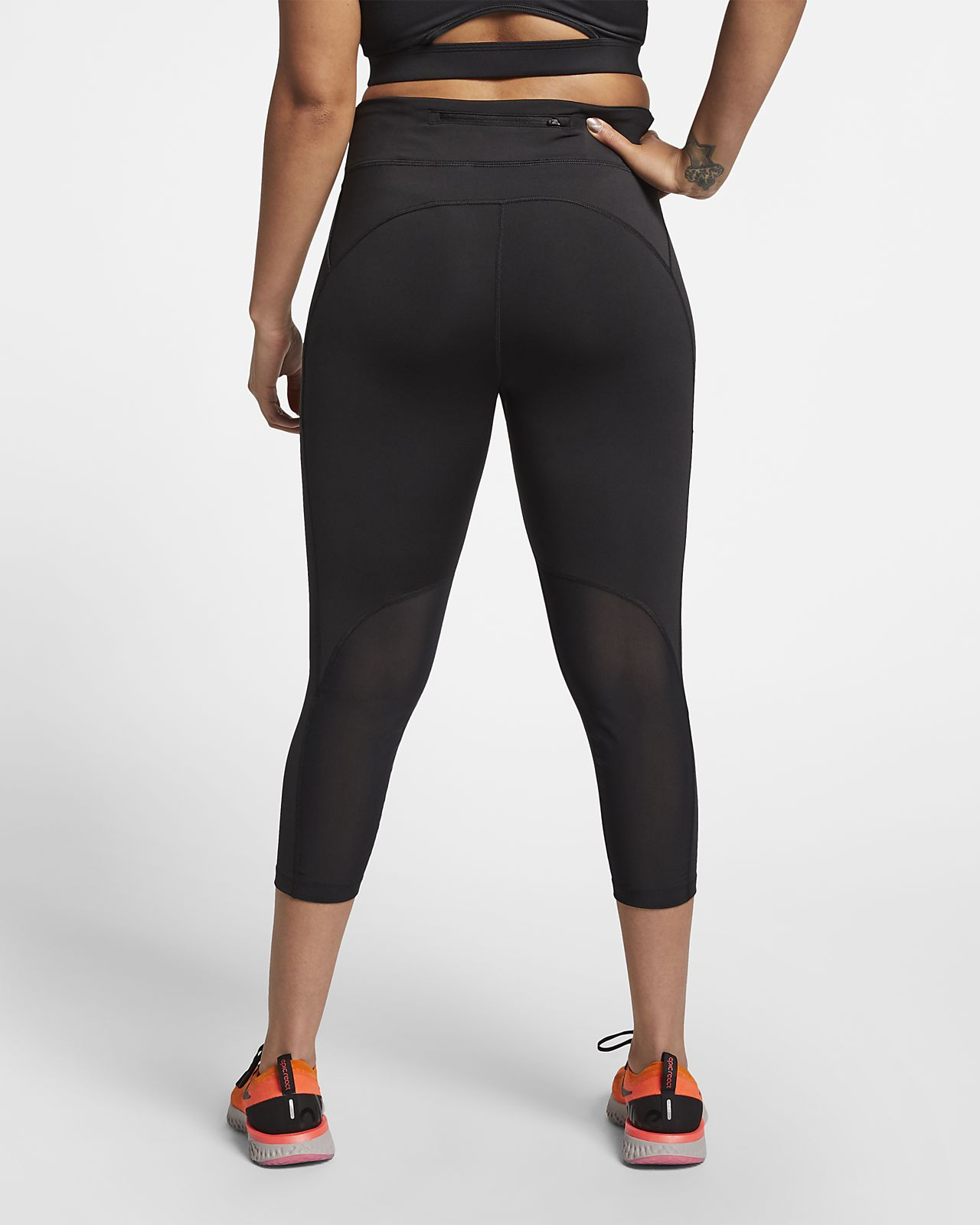 leggings running donna nike
