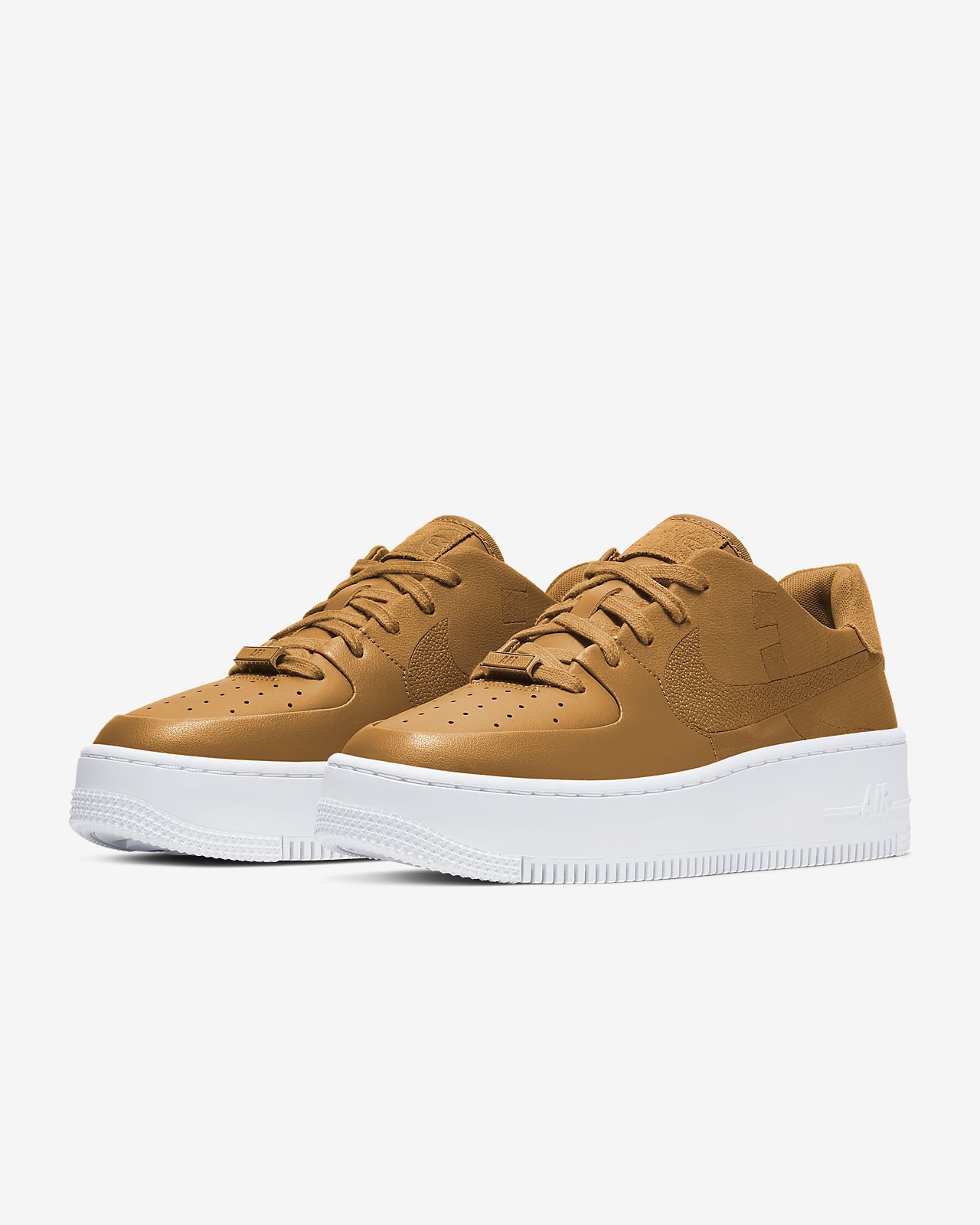 Nike Women's Air Force 1 Sage Shoes