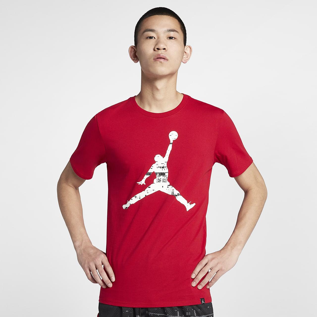 Jordan Sportswear Last Shot 男子T恤