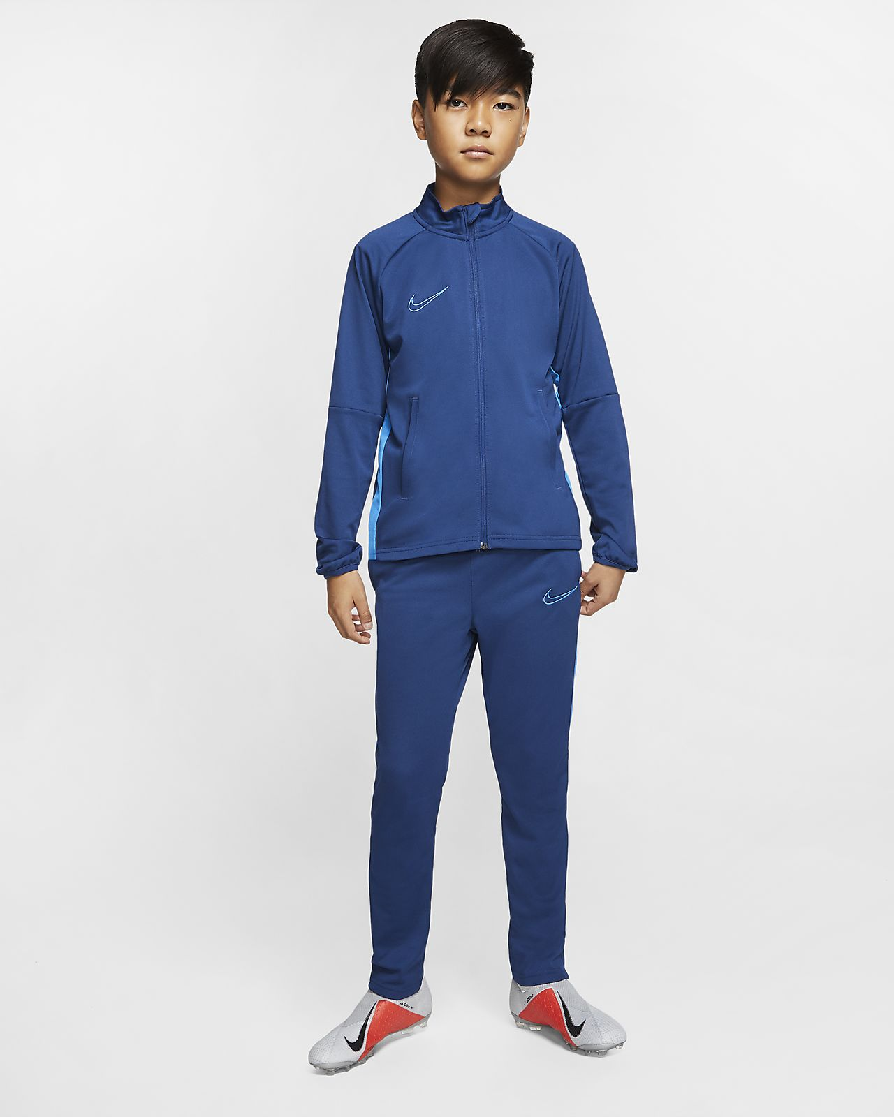 Nike Dri-FIT Academy Older Kids Football Tracksuit