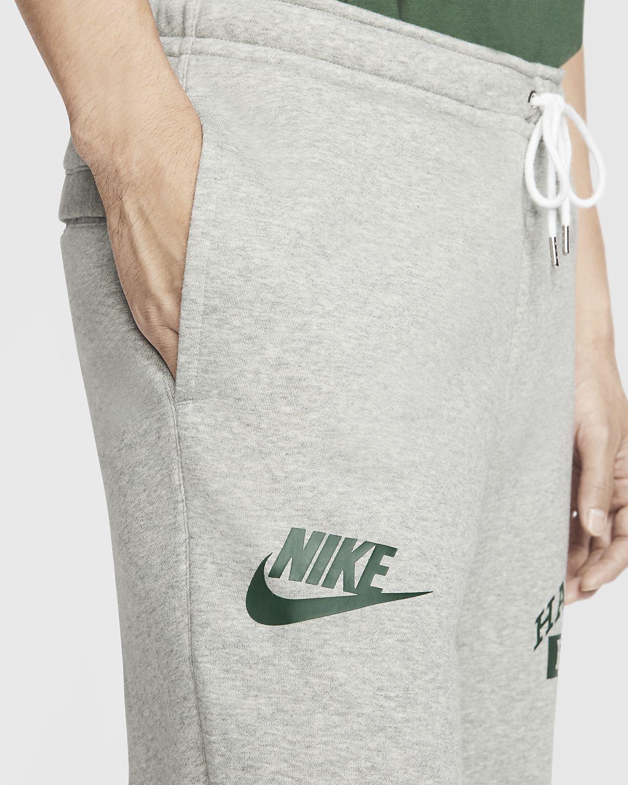 nike x stranger things fleece pants