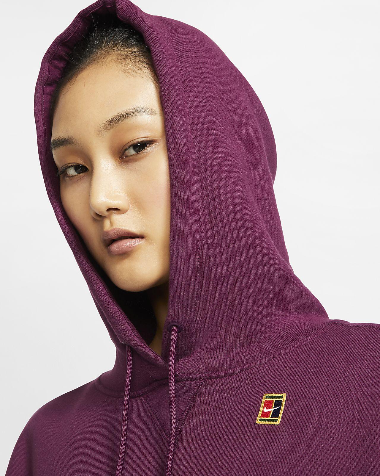Nuevos lanzamientos Mujer Tenis Sudaderas con capucha y