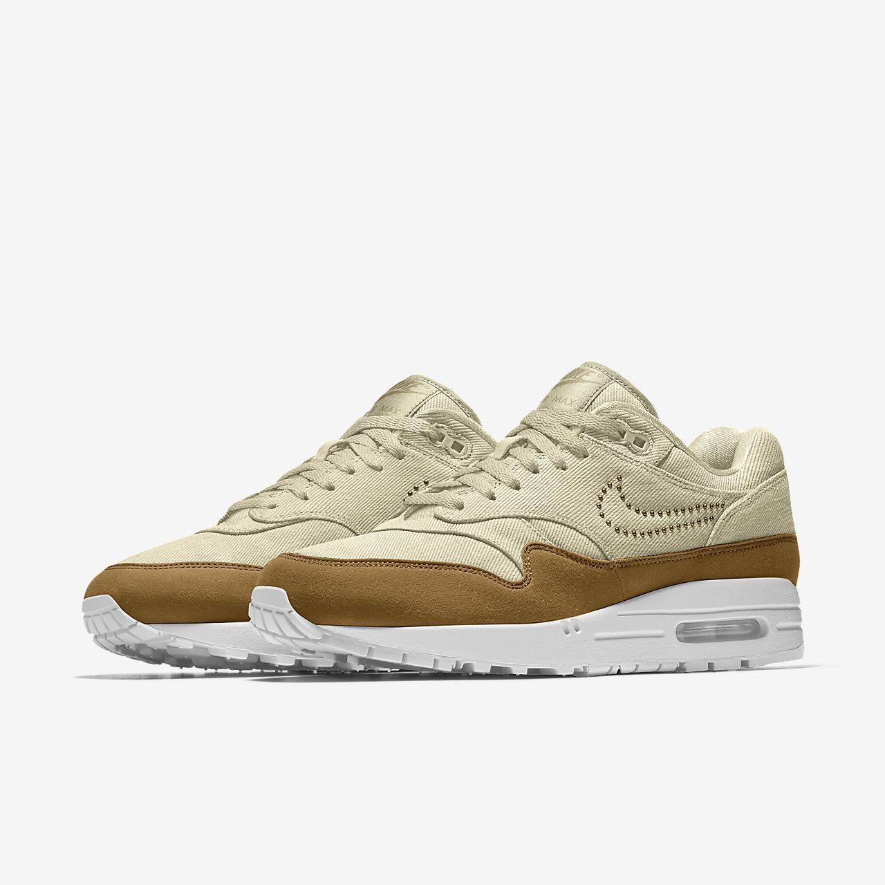 Nike Air Max 1 Premium By You egyedi női cipő. Nike HU