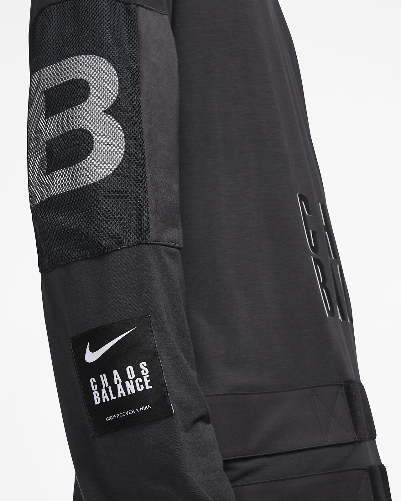 Langærmet Nike x Undercover overdel til mænd