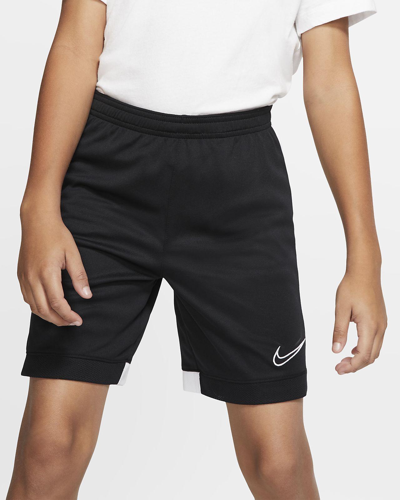 Short de football Nike Dri FIT Academy pour Enfant plus âgé