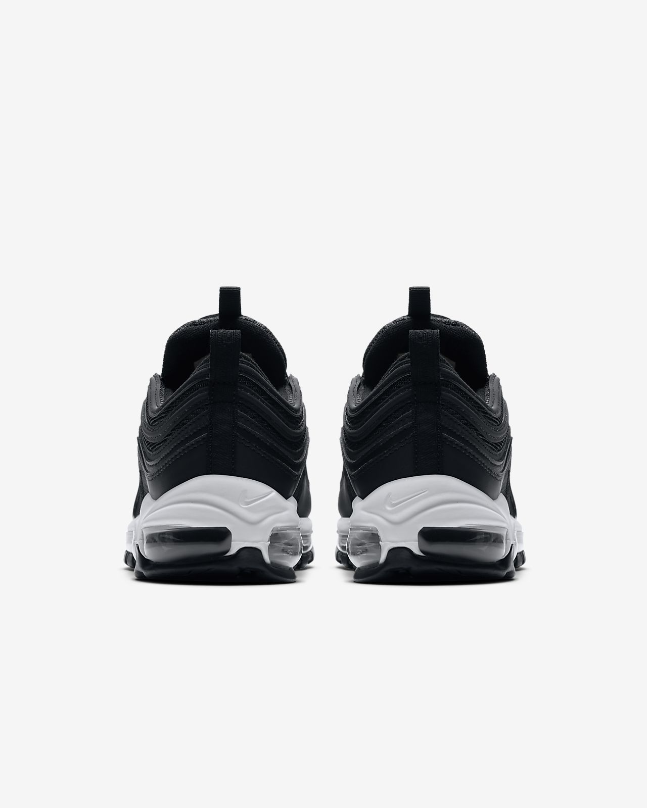 Cheap Nike Air Max 97 Triple Black Release Date 921733 001