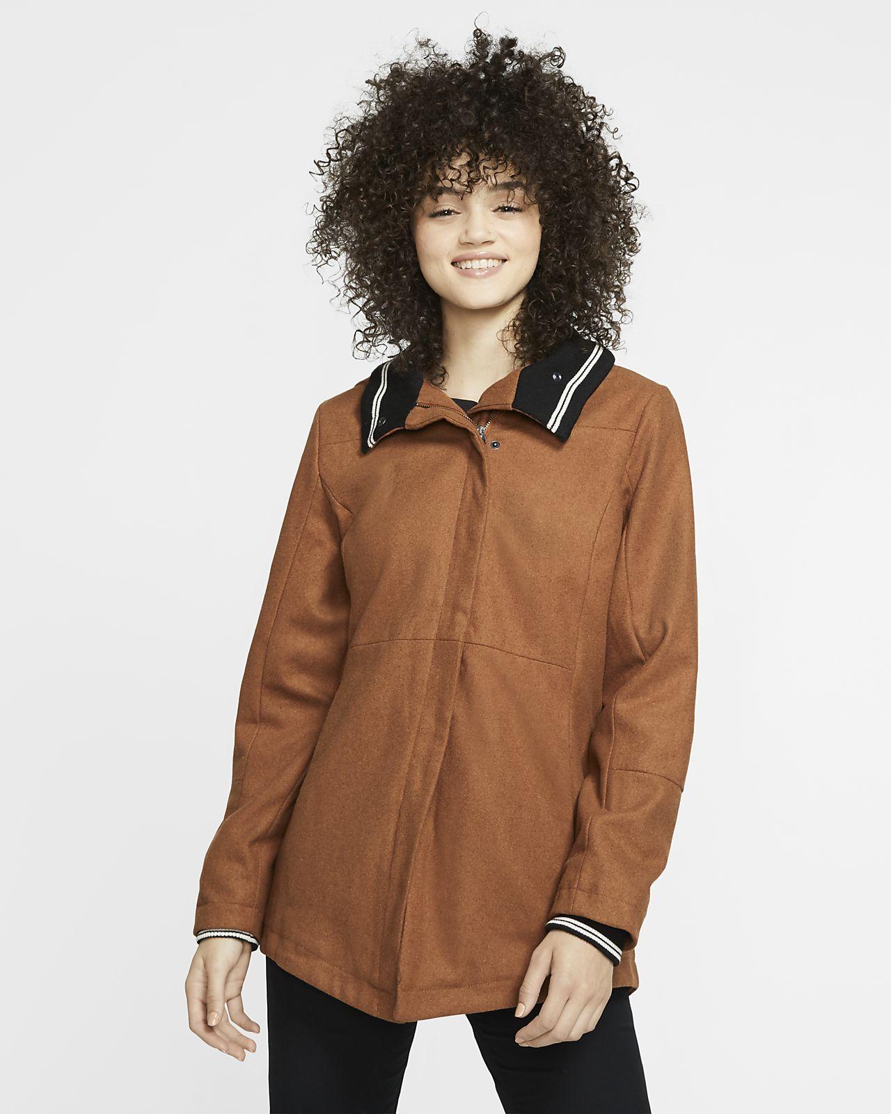 Женская куртка Hurley Winchester Wool