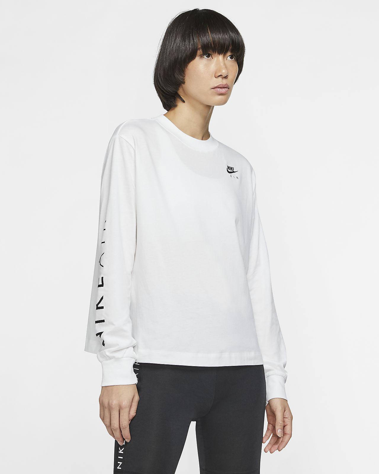 Nike Air langærmet top til kvinder