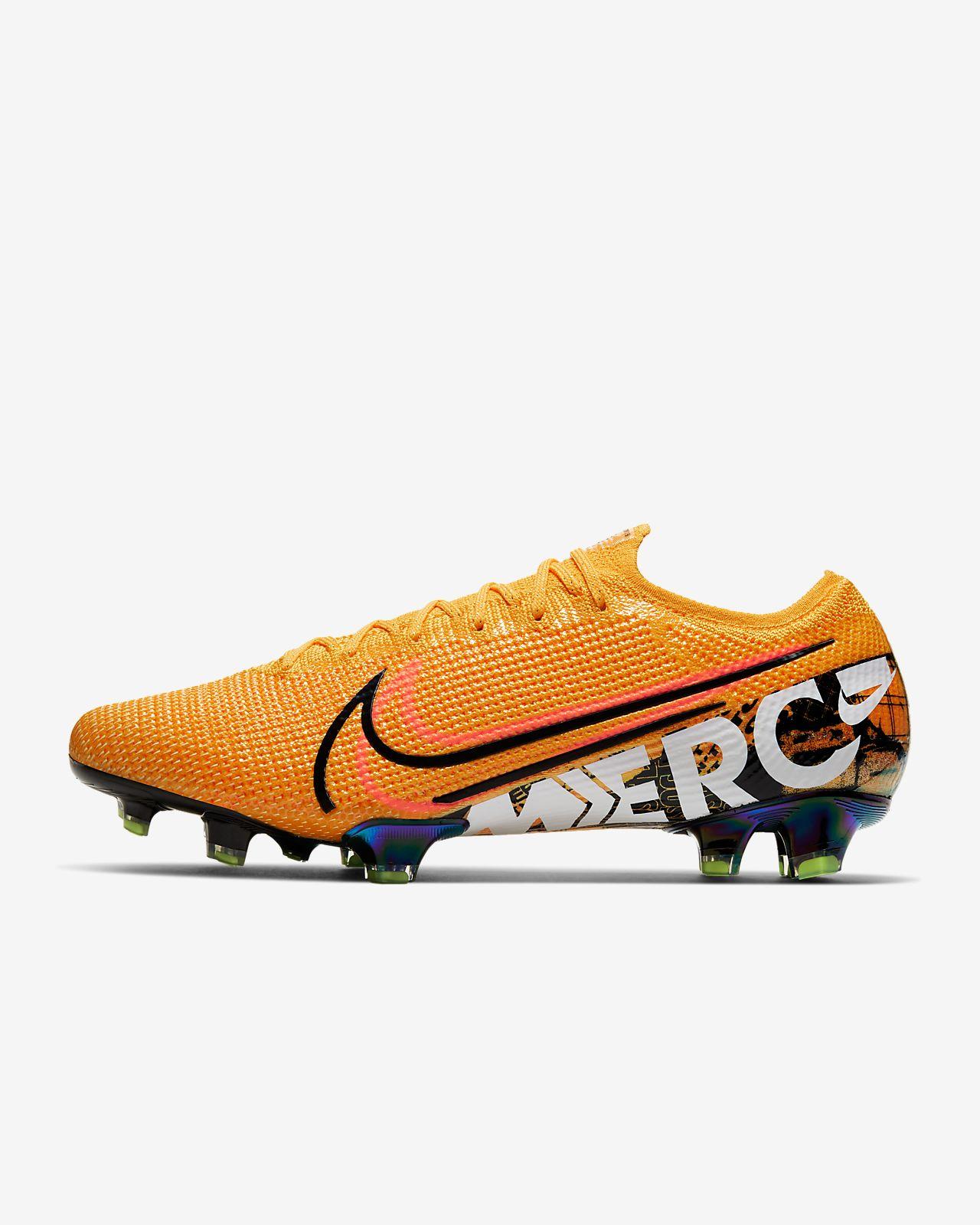 รองเท้าสตั๊ดฟุตบอลสำหรับพื้นสนามทั่วไป Nike Mercurial Vapor 13 Elite SE FG