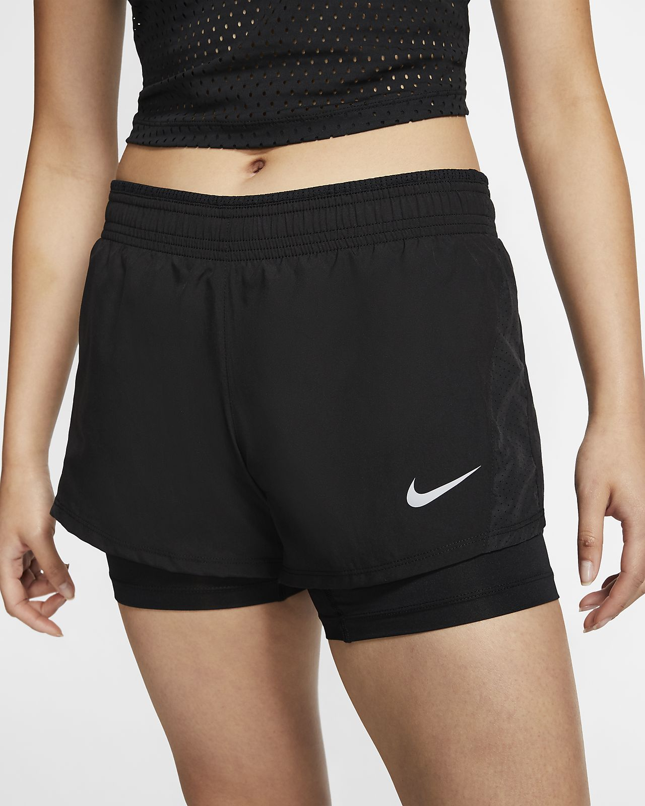 2 in 1 nike shorts womens