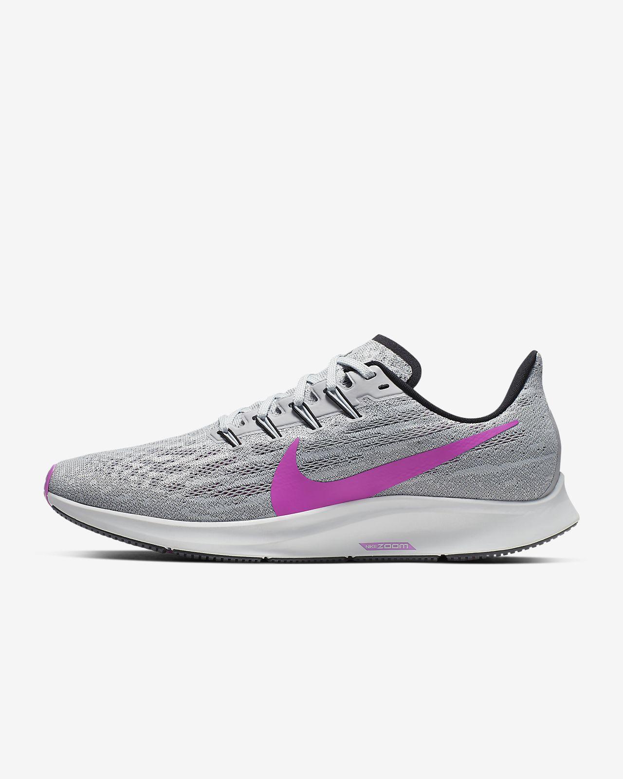 Nike Air Zoom Pegasus 35, Zapatillas de Running para Hombre, Gris, 44.5 EU