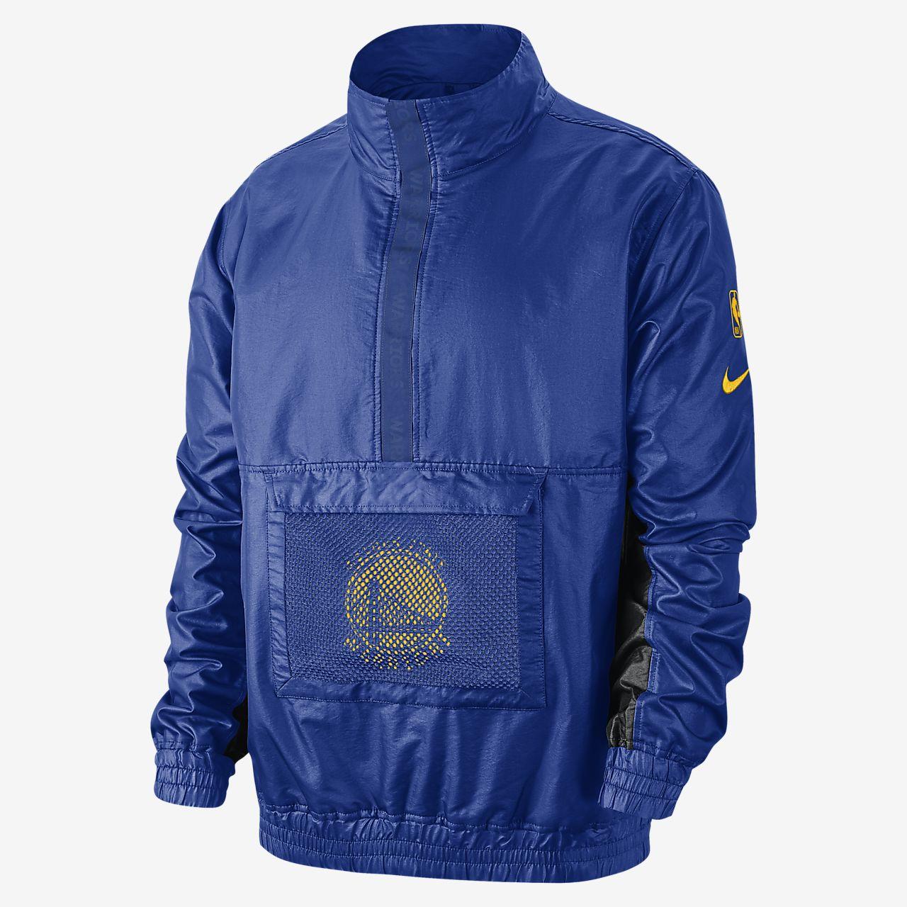 Golden State Warriors Nike leichte NBA-Jacke für Herren