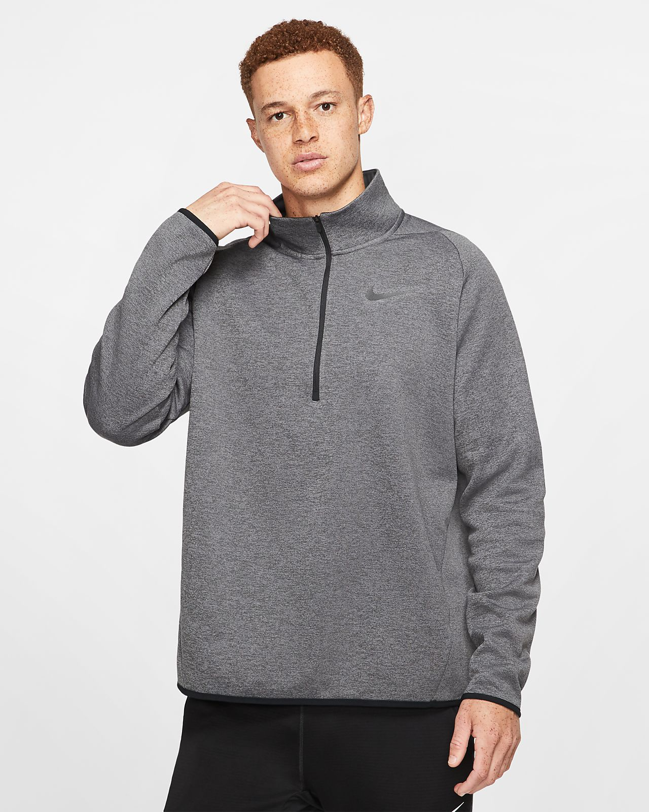 Bstge Mens Protection Performance Long Sleeve Hoody with Pocket