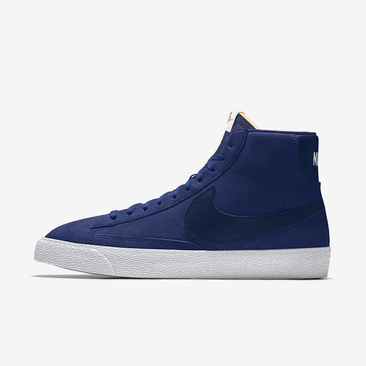 Nike Blazer Mid By You Custom damesschoen