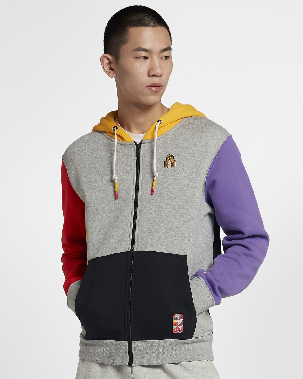 Nike Showtime Kyrie 男子篮球连帽衫