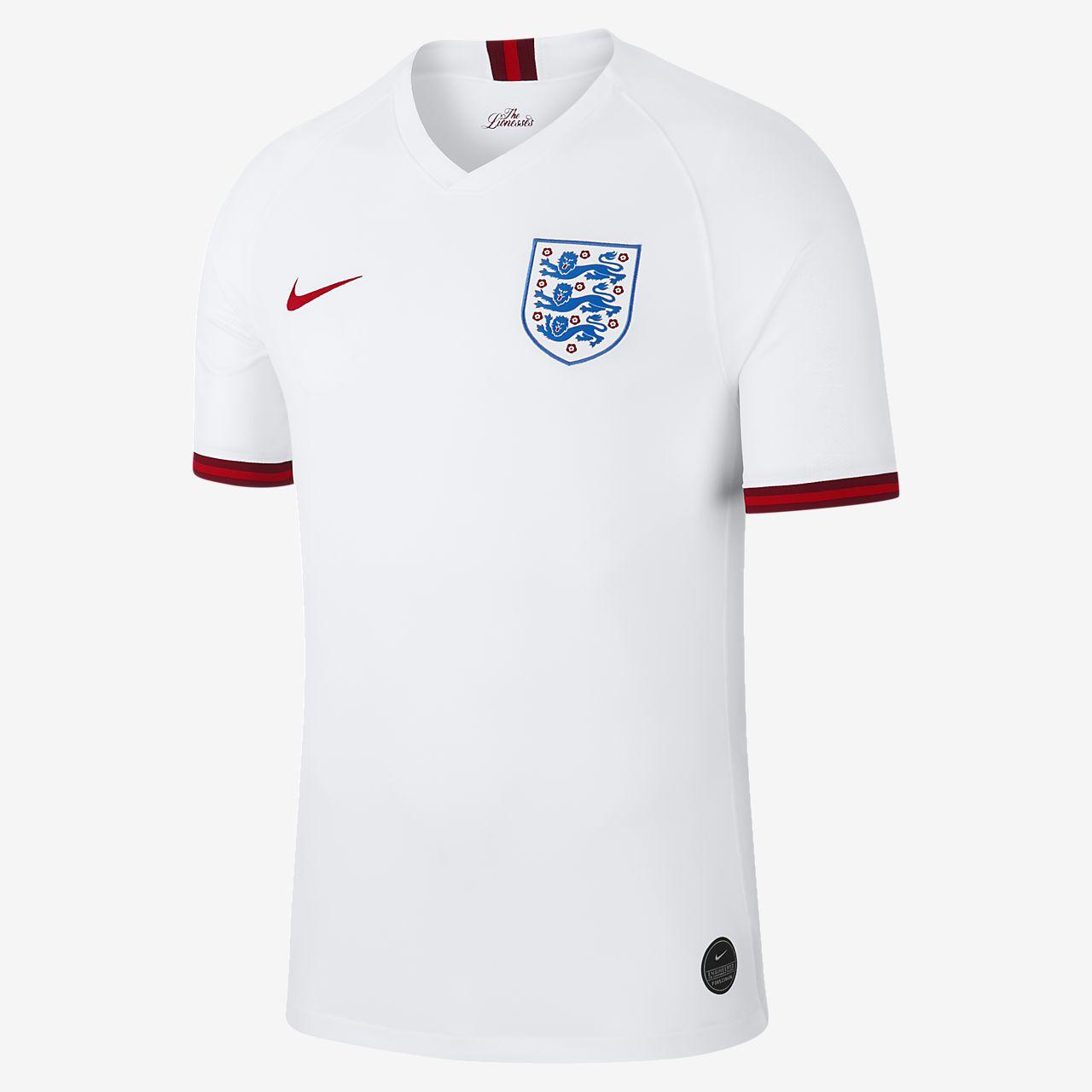 England 2019 Stadium Home Herren-Fußballtrikot