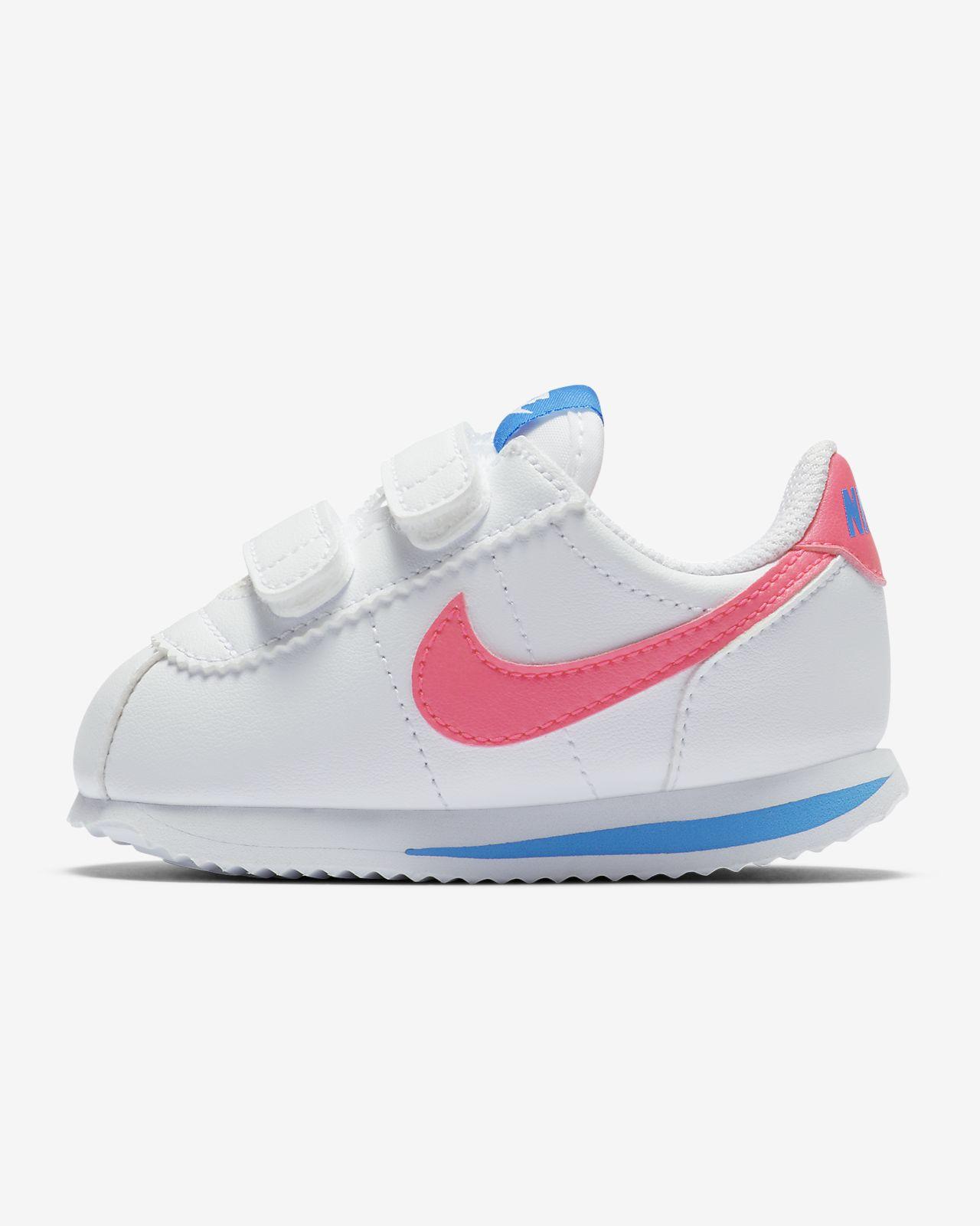 รองเท้าทารก/เด็กวัยหัดเดิน Nike Cortez Basic