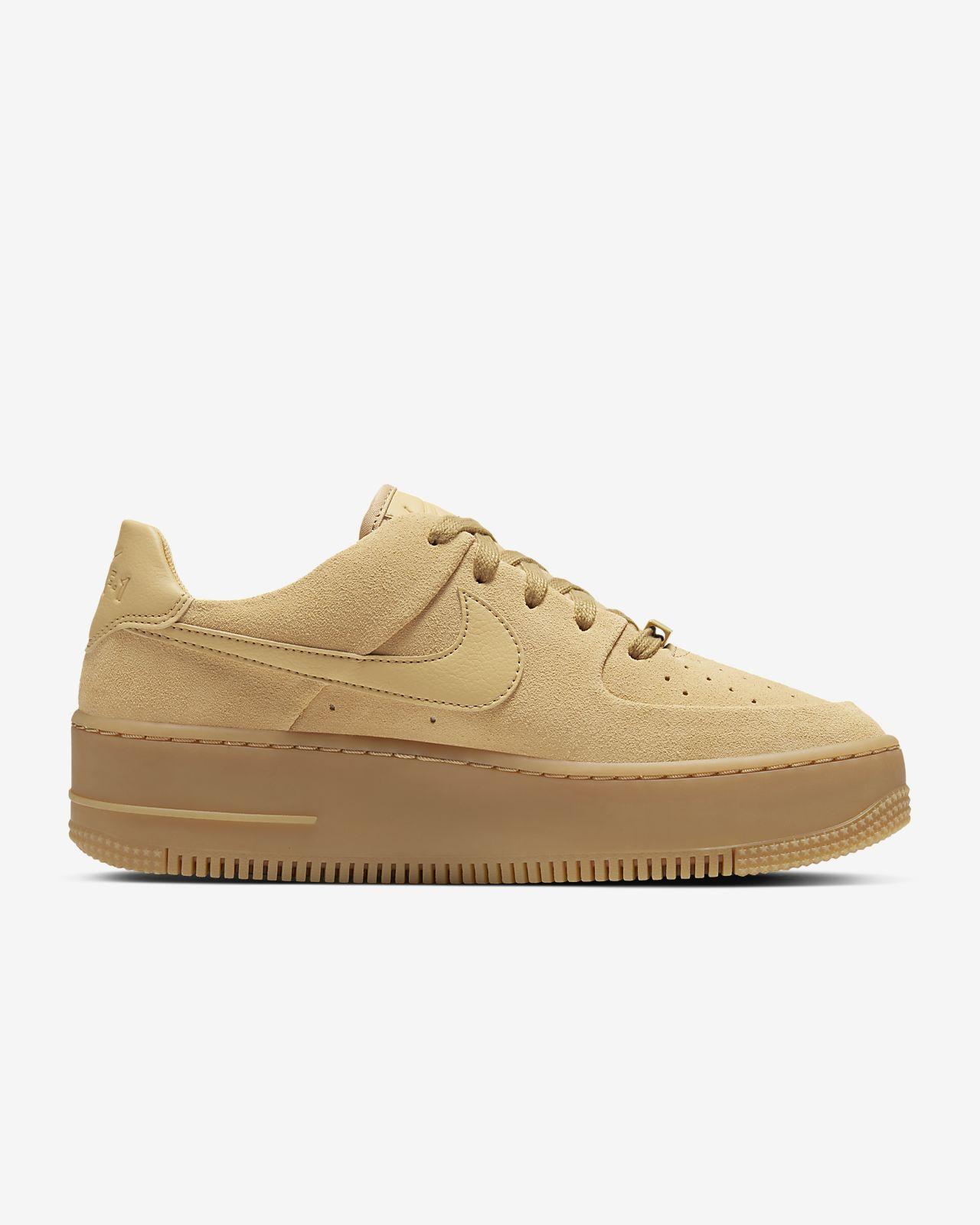 Nike Air Force 1 Sage Low Beige