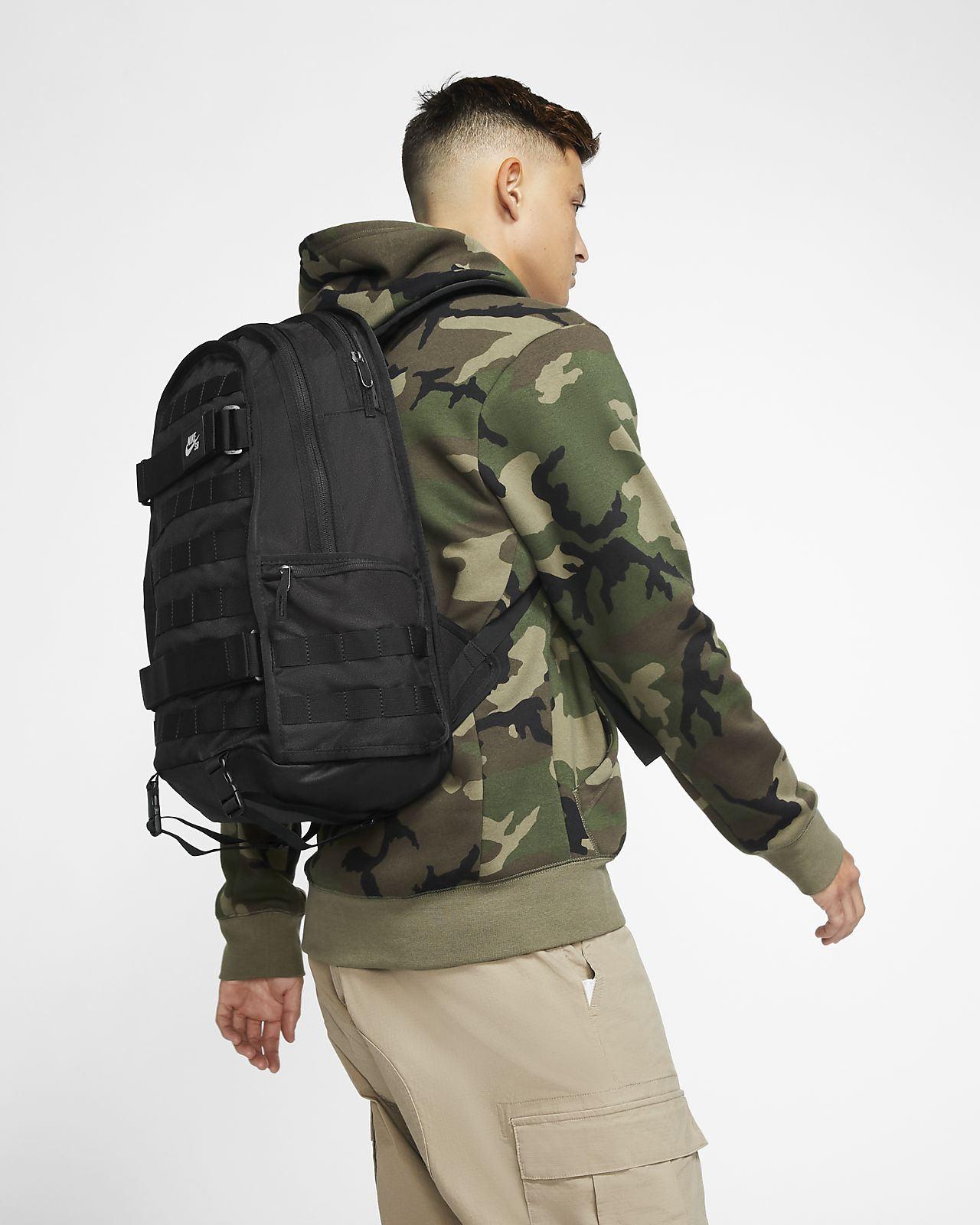 traidor gráfico Latón  nike sb military backpack Shop Clothing & Shoes Online