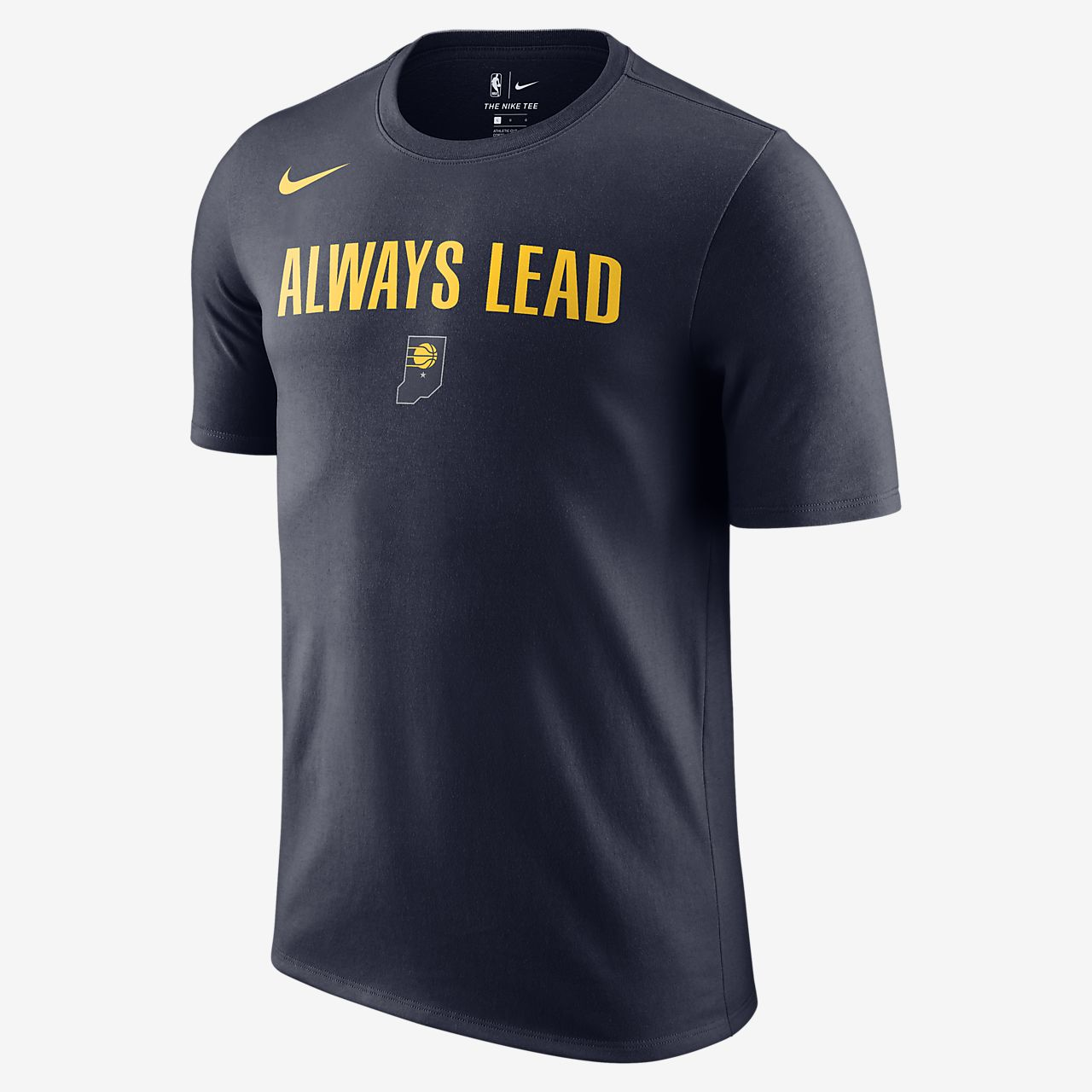 Indiana Pacers City Edition Nike Dry Men's NBA T-Shirt