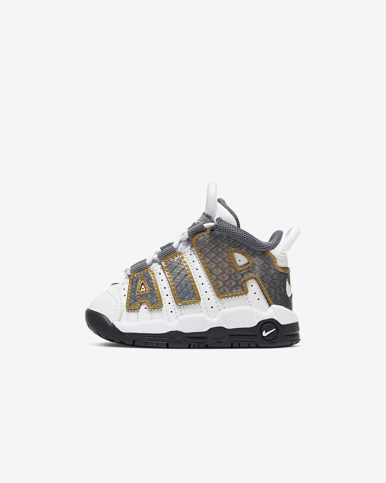 Nike Air More Uptempo SE sko til sped småbarn