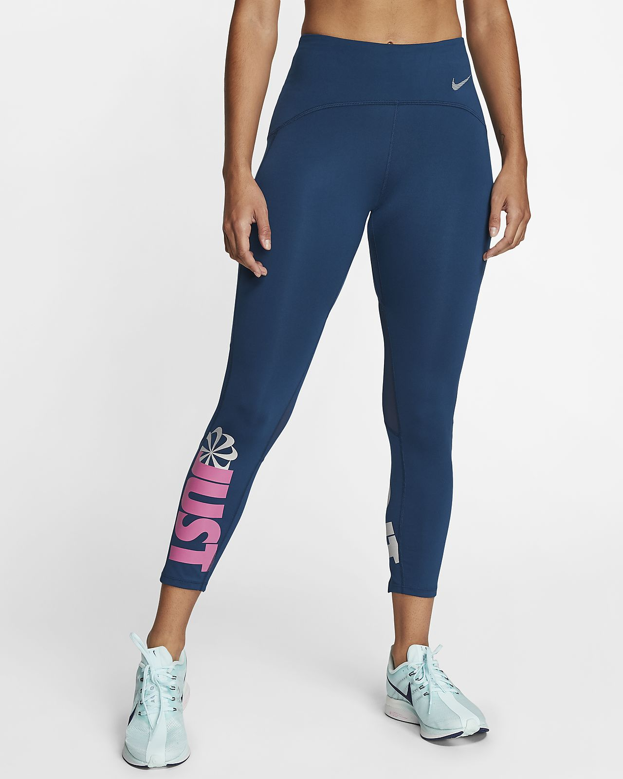Nike Speed Icon Clash 7/8-os testhezálló női futónadrág