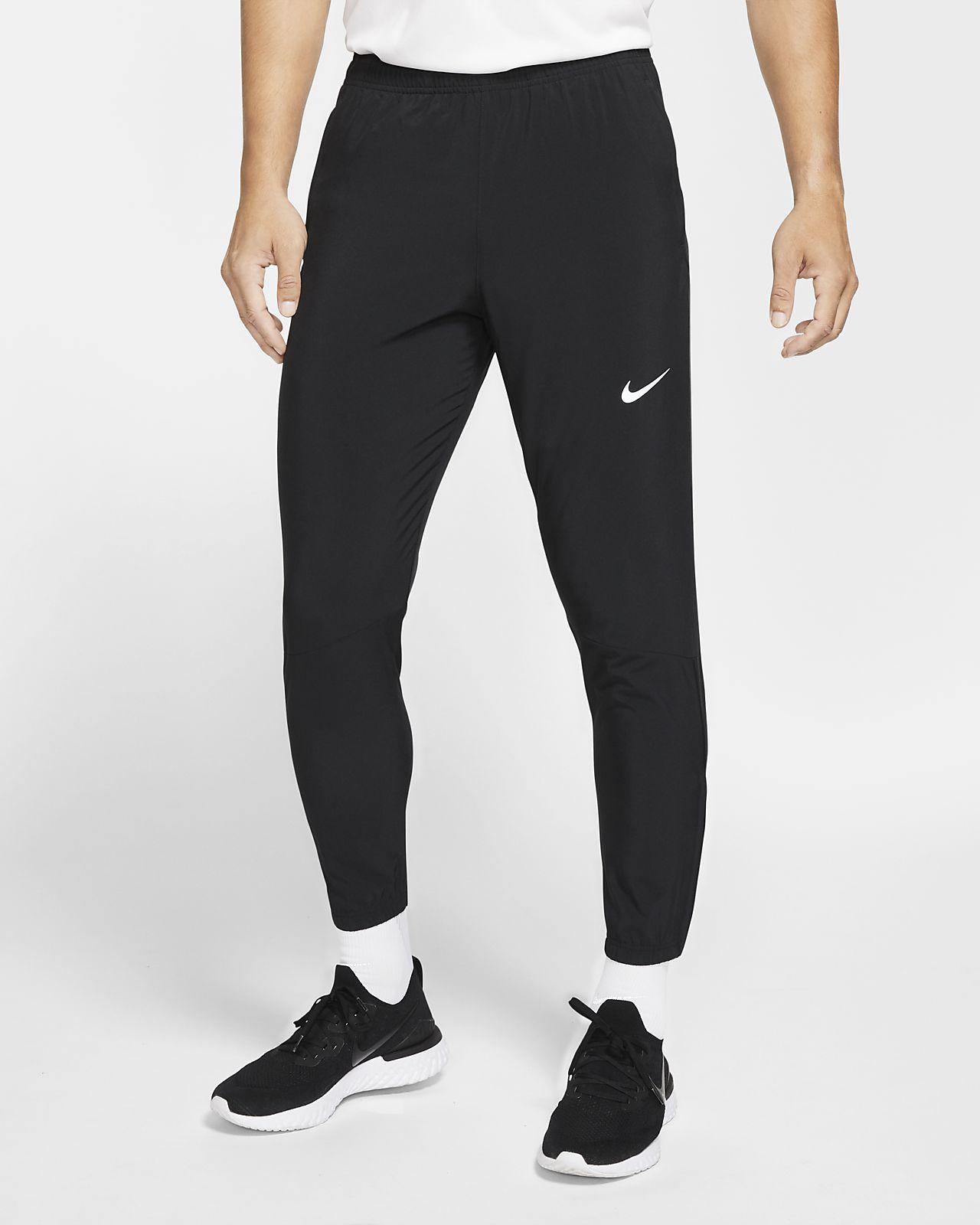 Nike Flex Essential Woven Pants Noir, Traininn