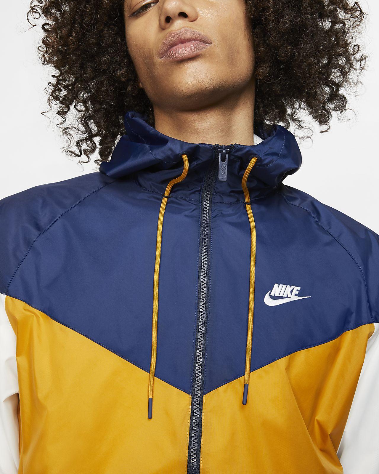 Nike College (Oklahoma State) Men's Woven Anorak