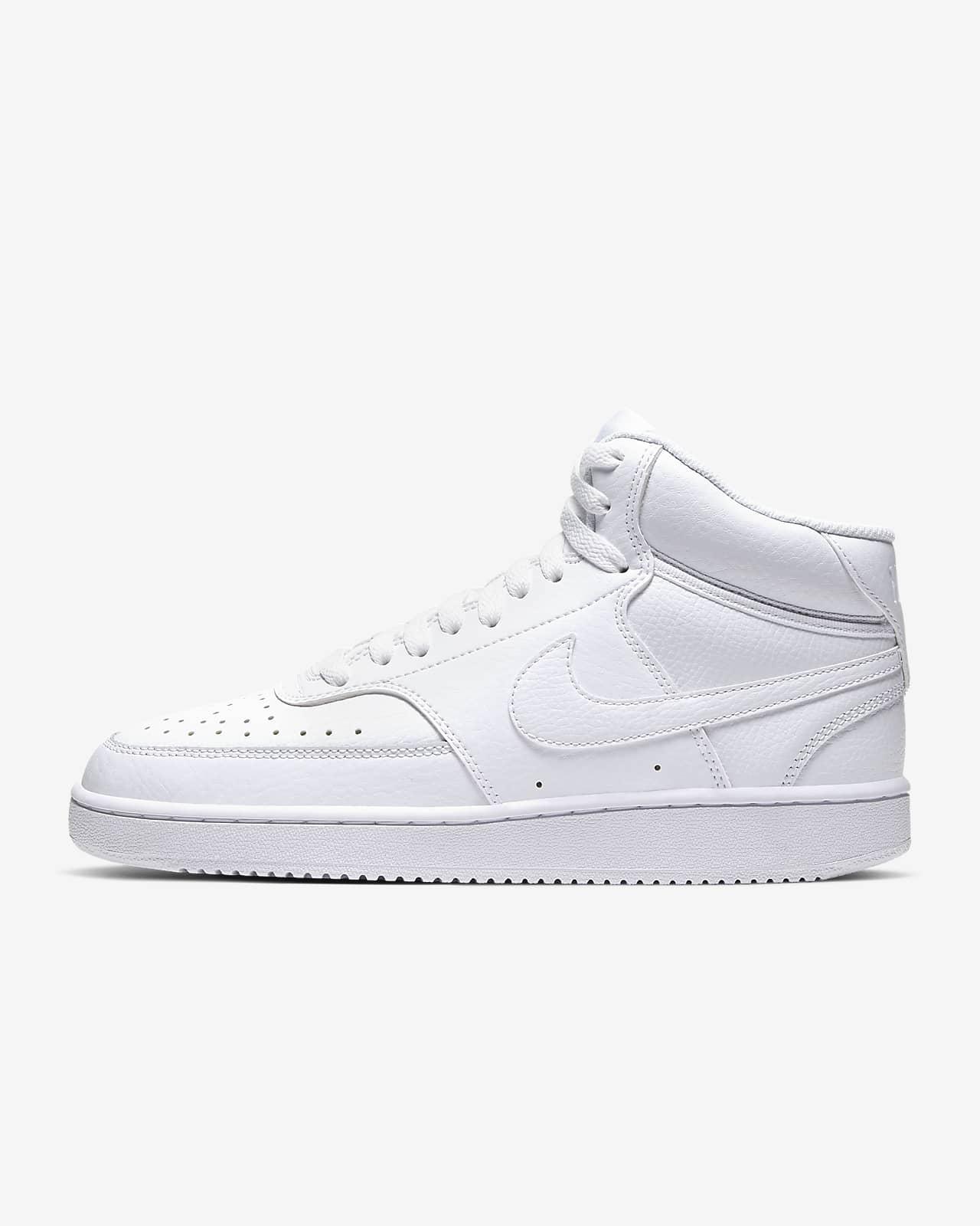 Nike Court Vision Mid 女子运动鞋