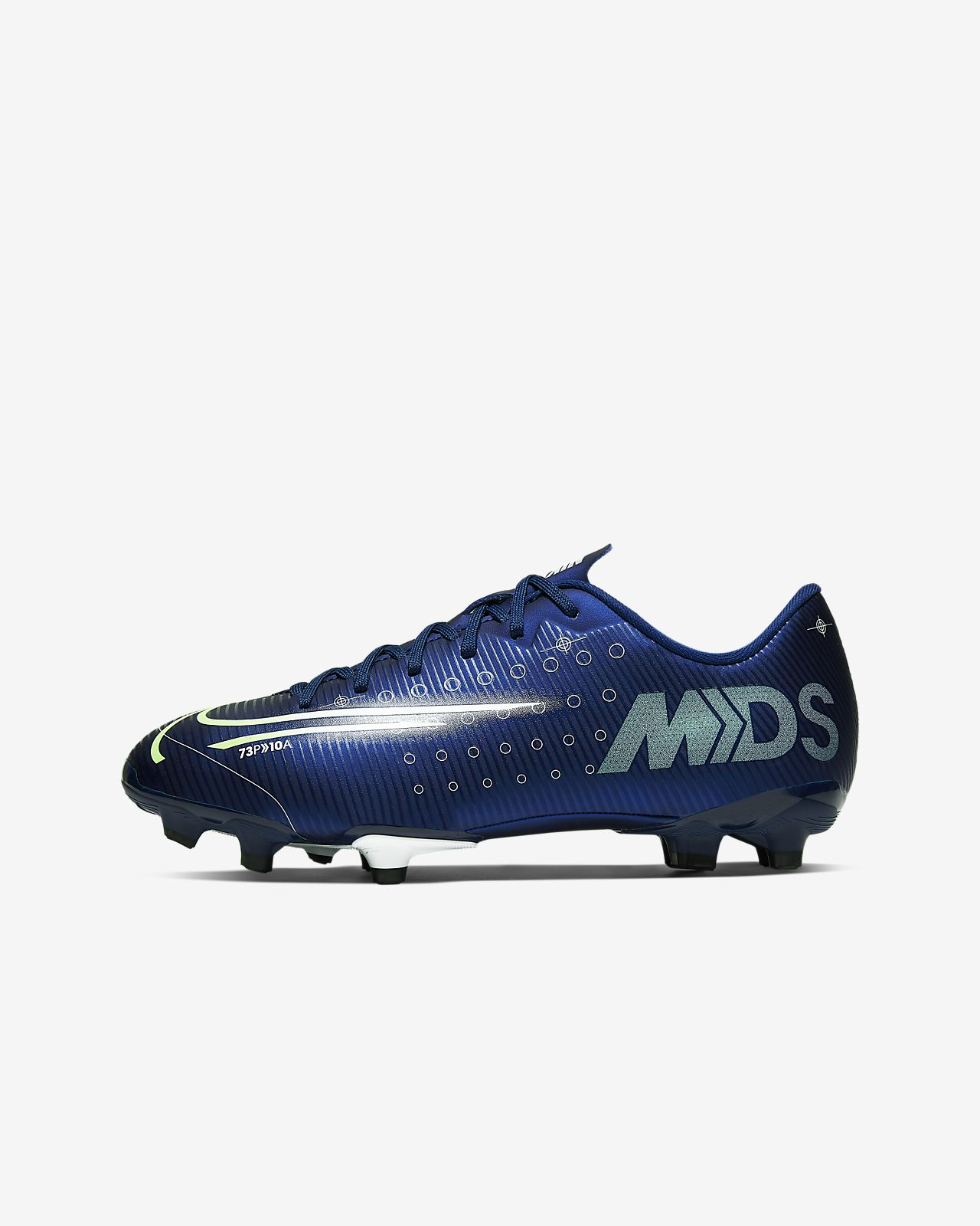 Nike Jr. Mercurial Vapor 13 Academy MDS MG Younger/Older Kids' Multi-Ground Football Boot