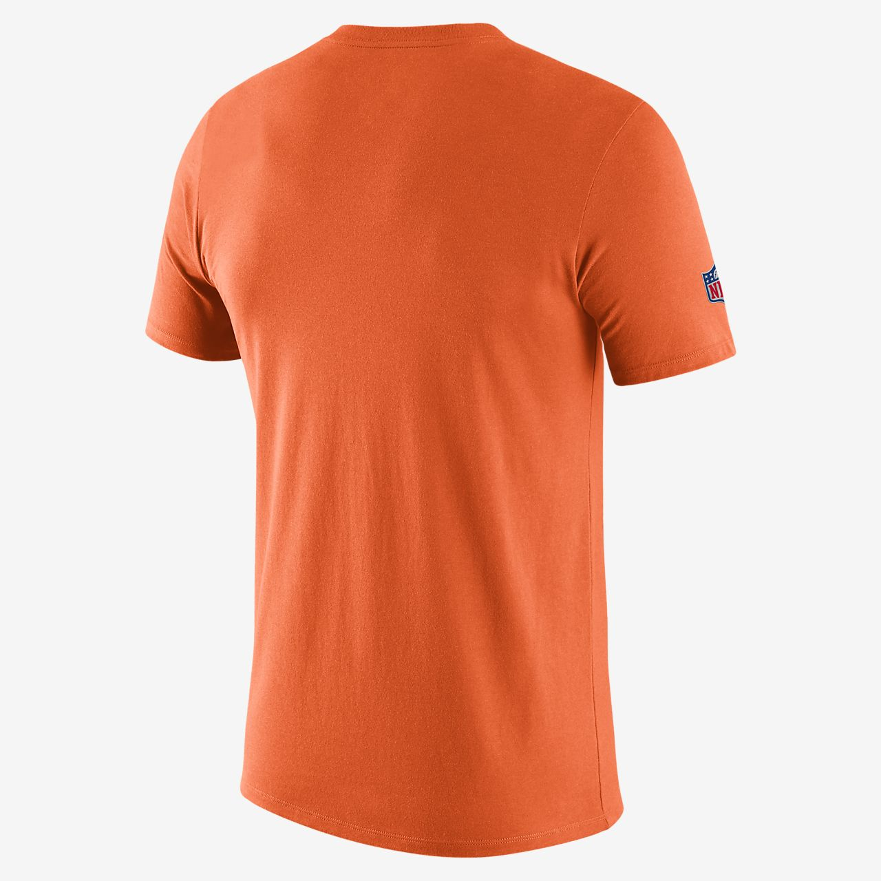 sous pull manche longue homme nike orange