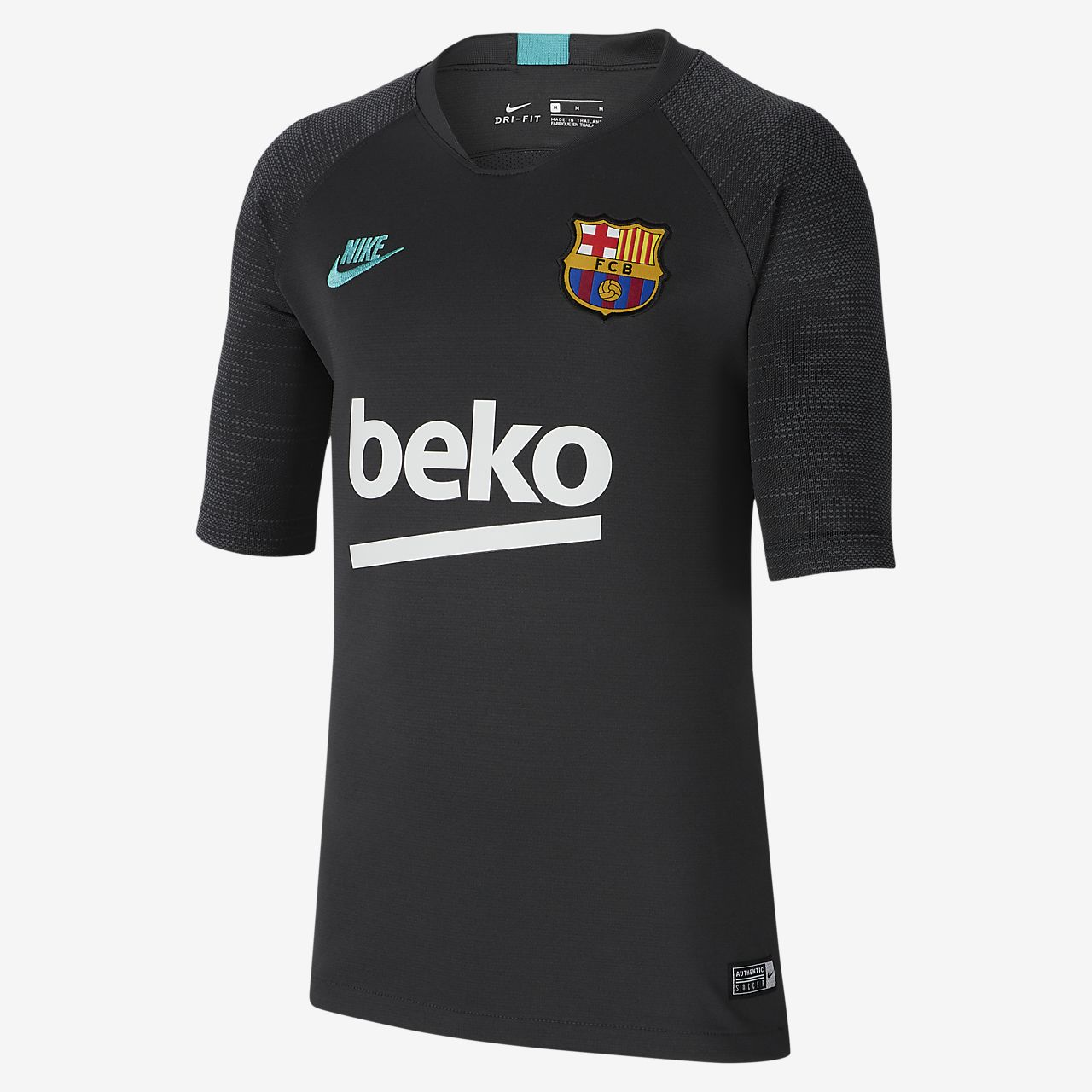 FC Barcelona Strike Camiseta de fútbol de manga corta Niñoa
