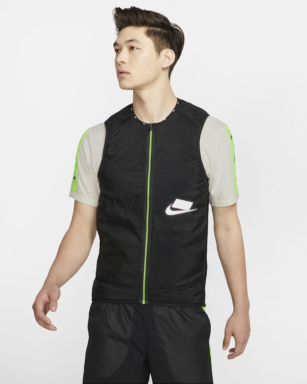 Nike AeroLayer Wild Run Herren-Laufweste