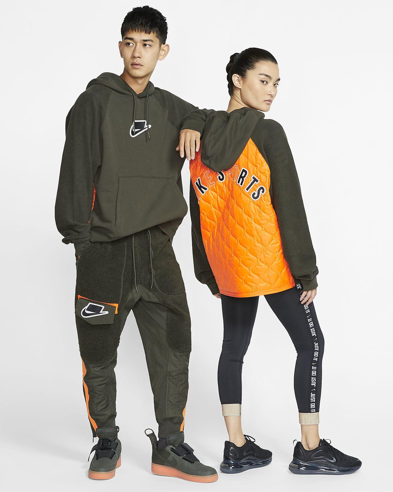 Nike Sportswear NSW 男款 Fleece 套頭連帽上衣