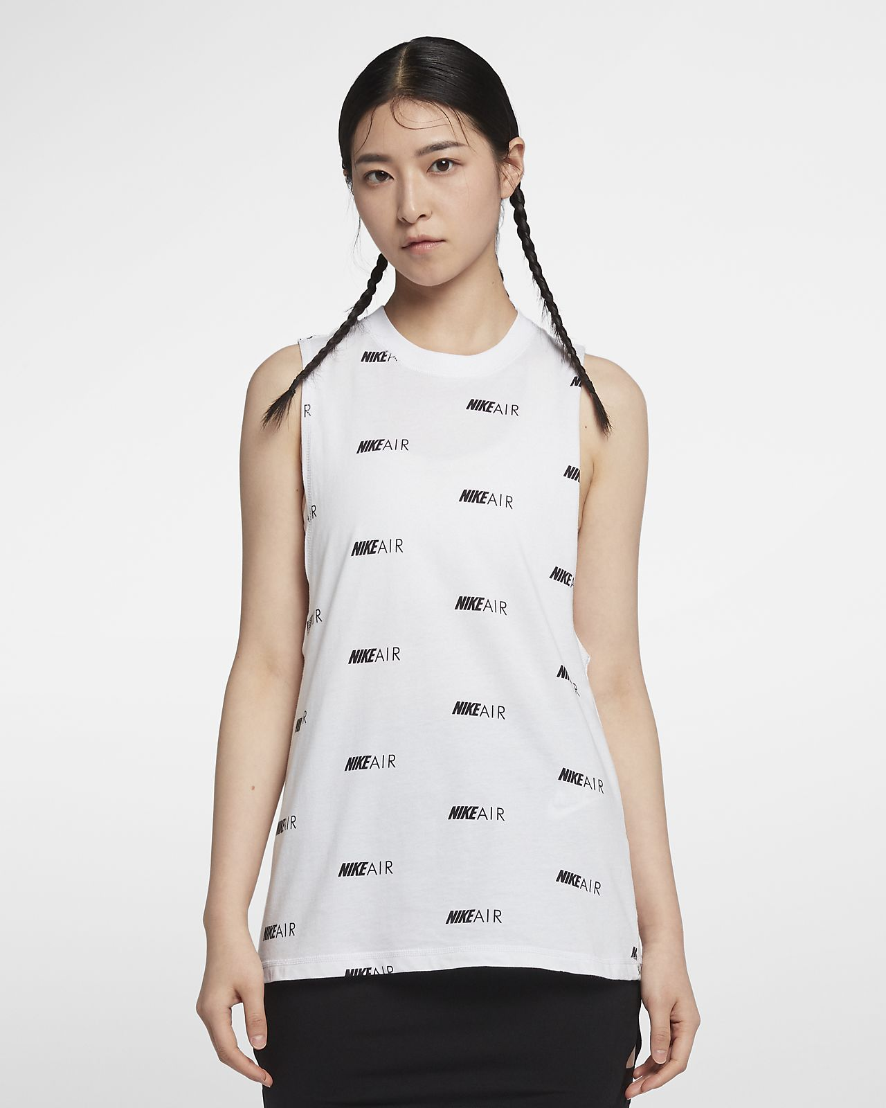 Nike Air Muscle 女子印花背心