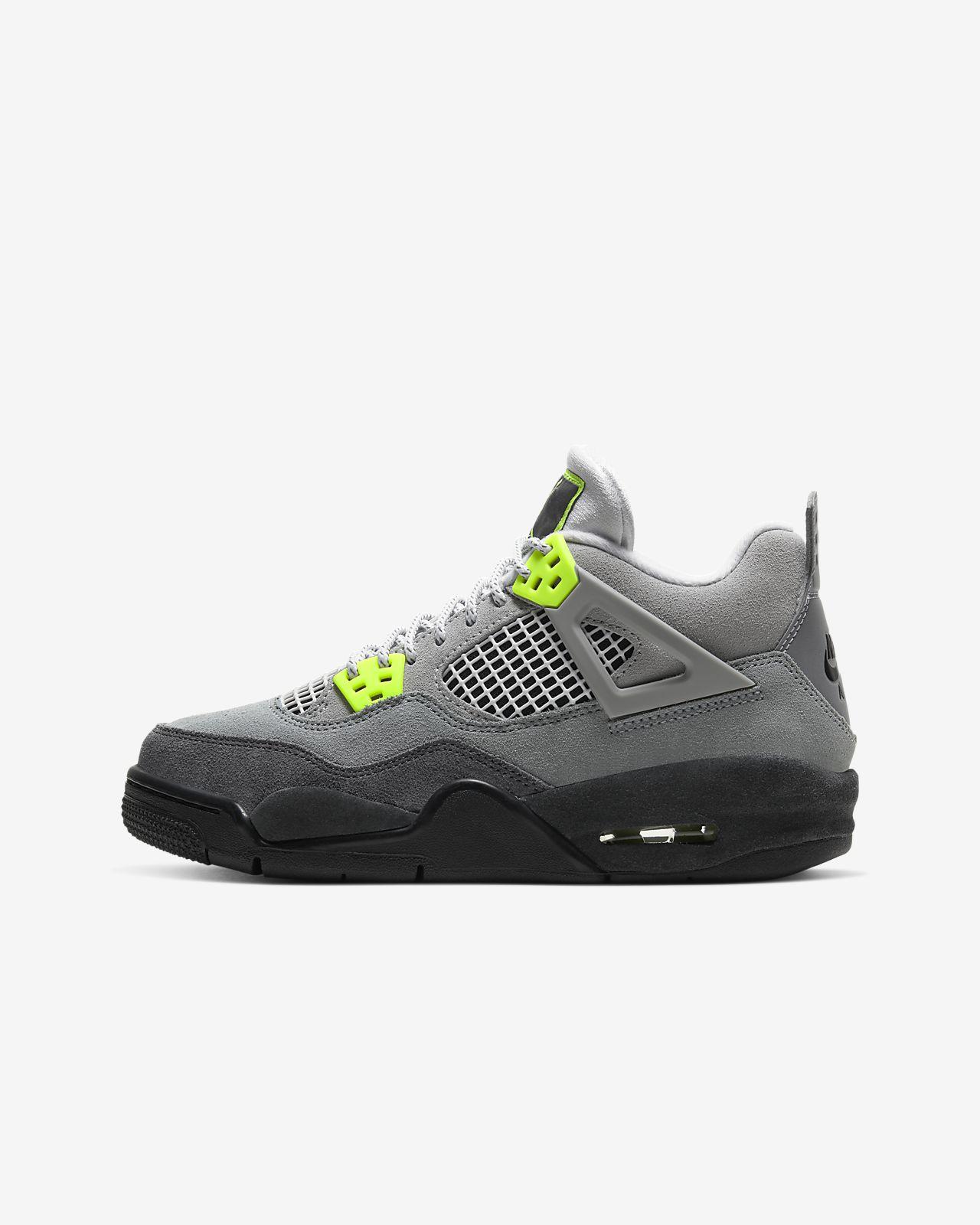 Air Jordan IV Shoe