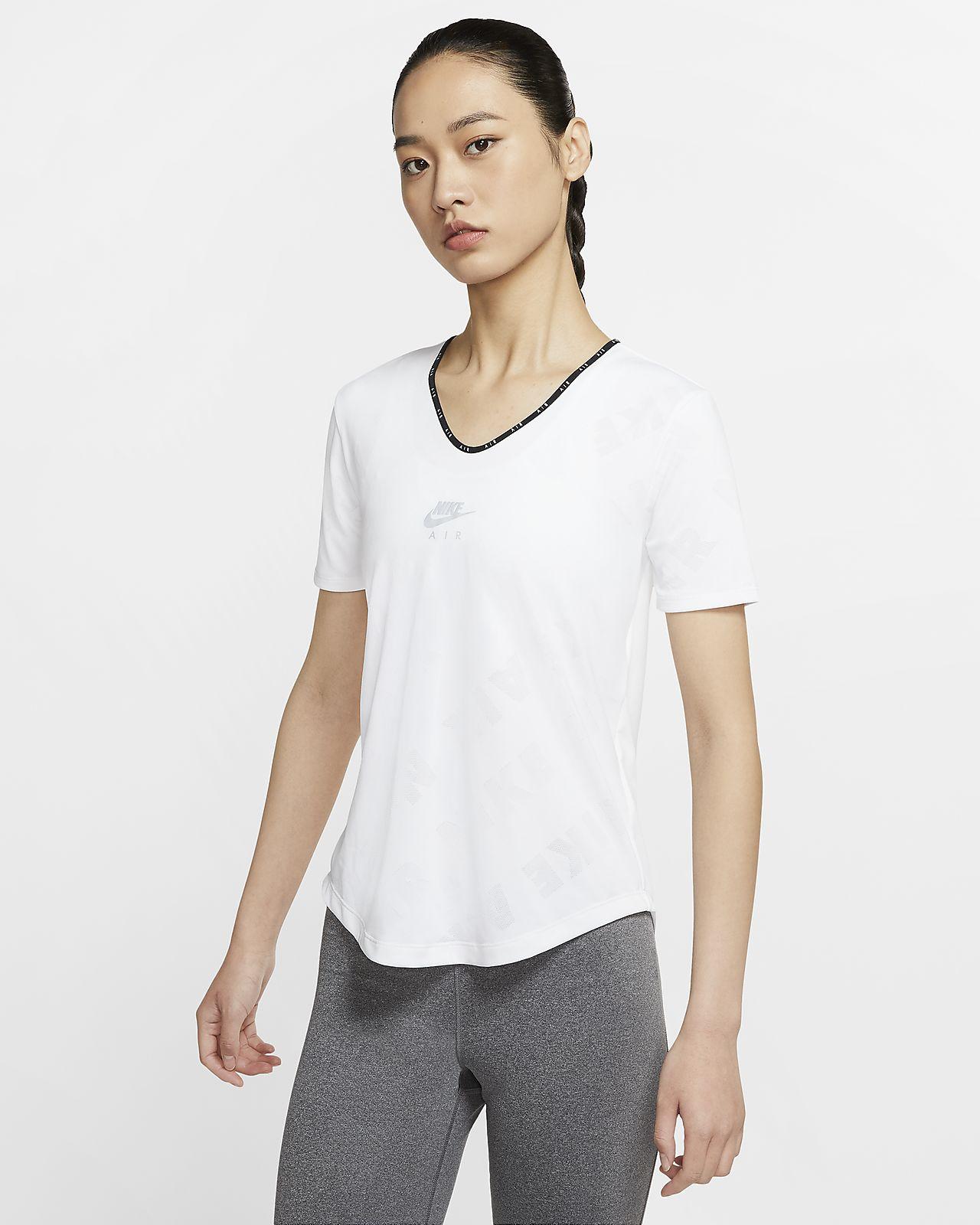 Nike Air 女子跑步上衣