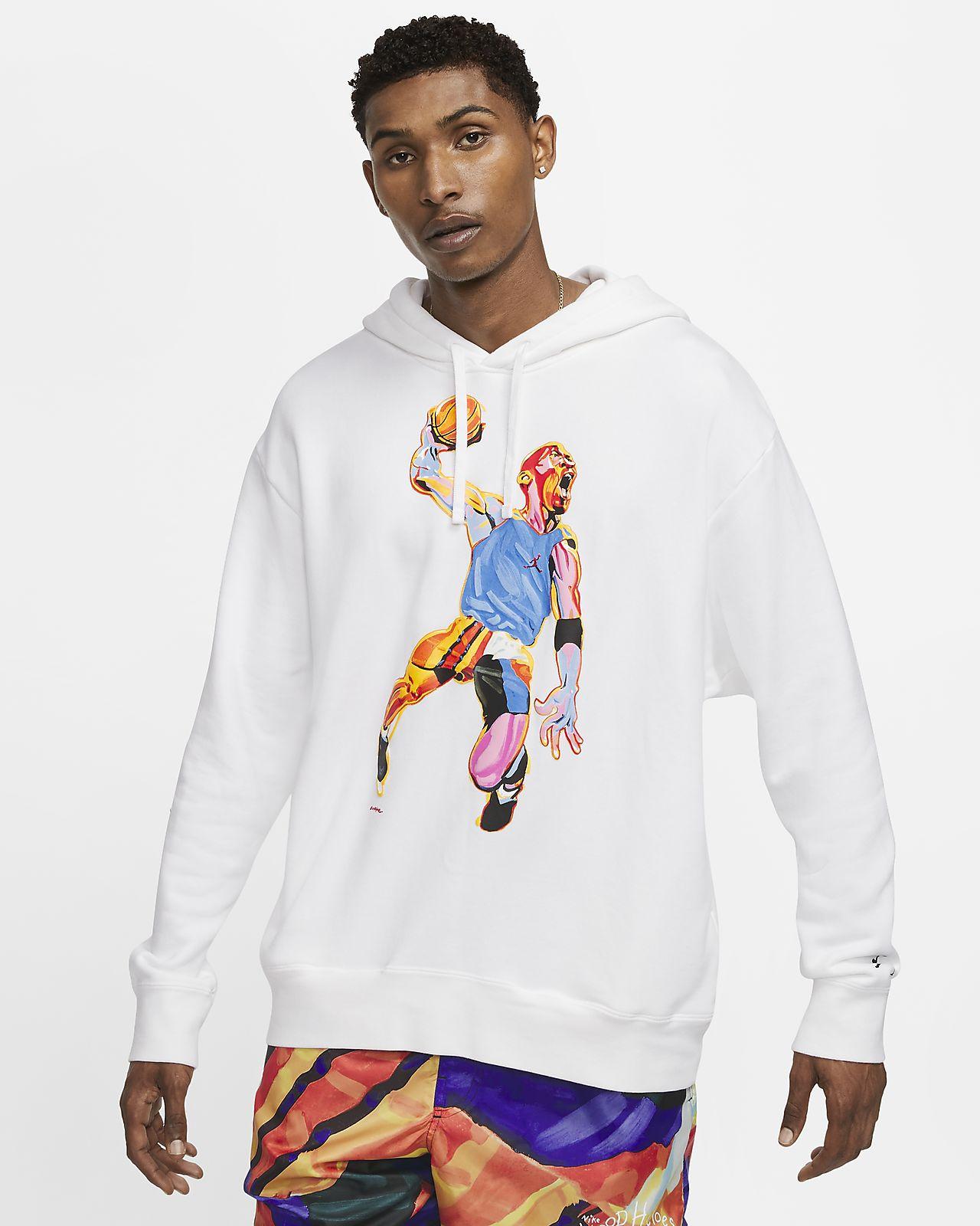 Jordan Hoop Heroes Men's Pullover Hoodie