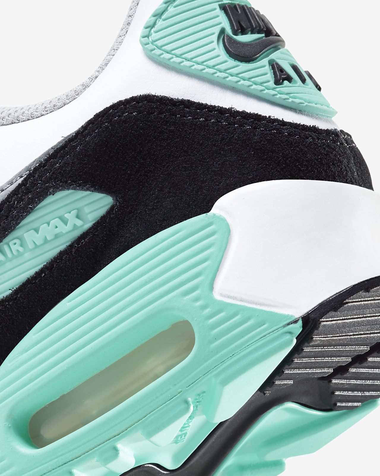 Nike WMNS Air Max 90 Hyper Turquoise •